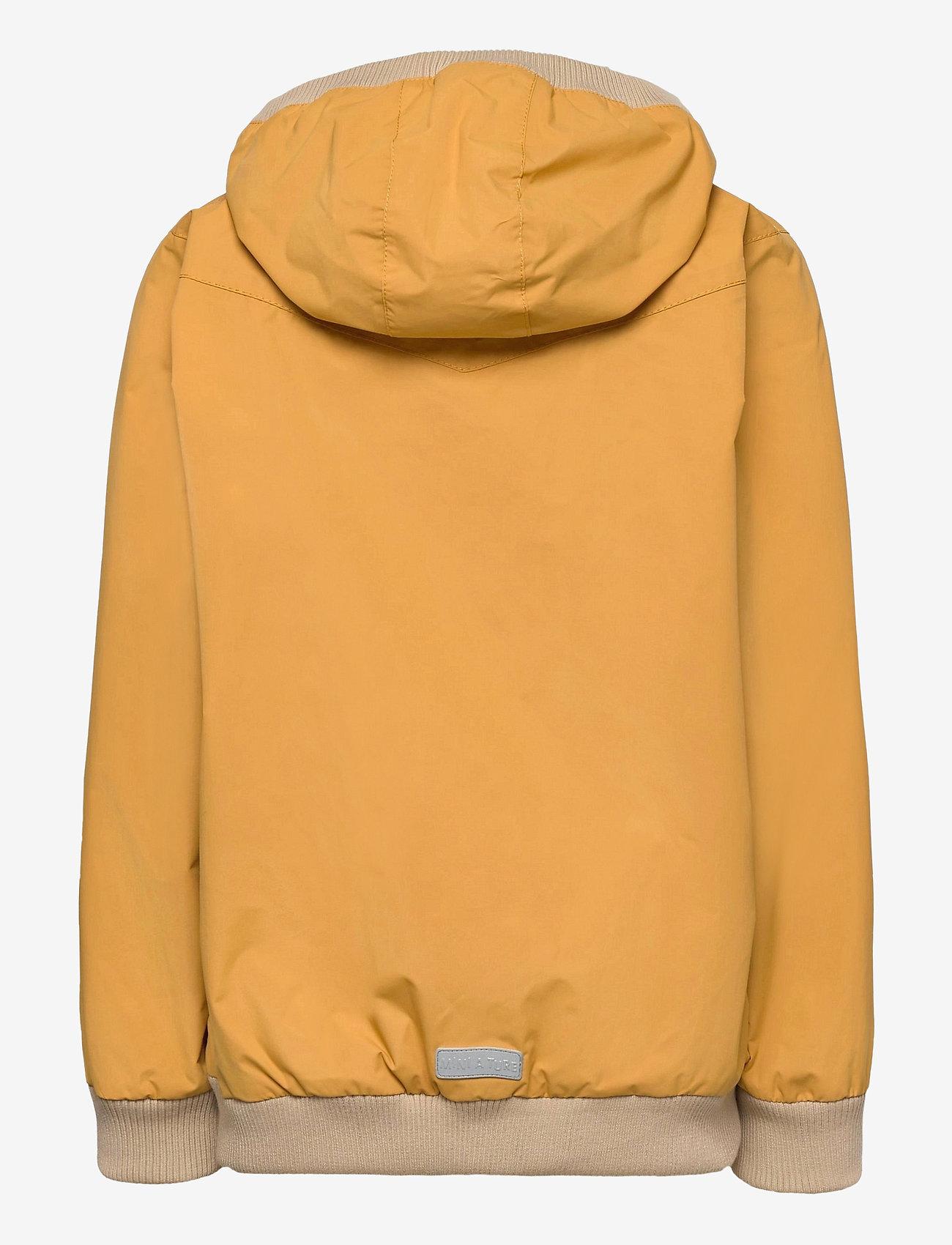 Mini A Ture - Wilder Jacket, K - shell jackets - waxed honey - 1