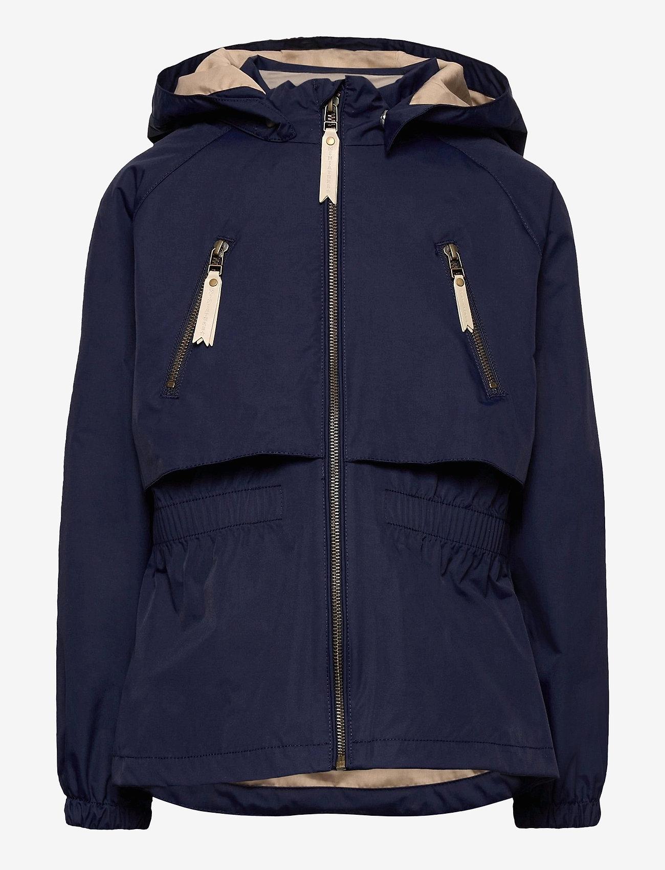 Mini A Ture - Algea Jacket, K - shell jackets - maritime blue - 0