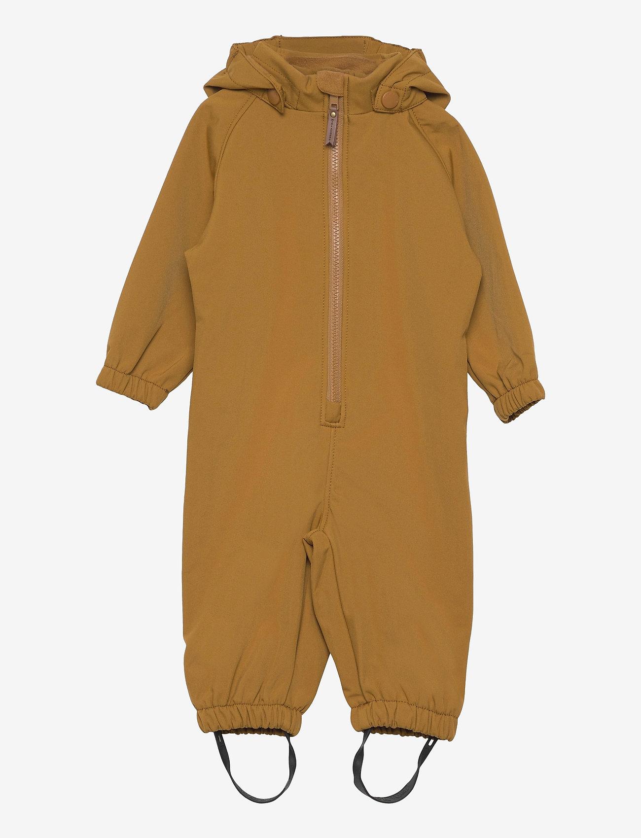 Mini A Ture - Arno Suit, M - bovenkleding - ceylon cinnamon - 0