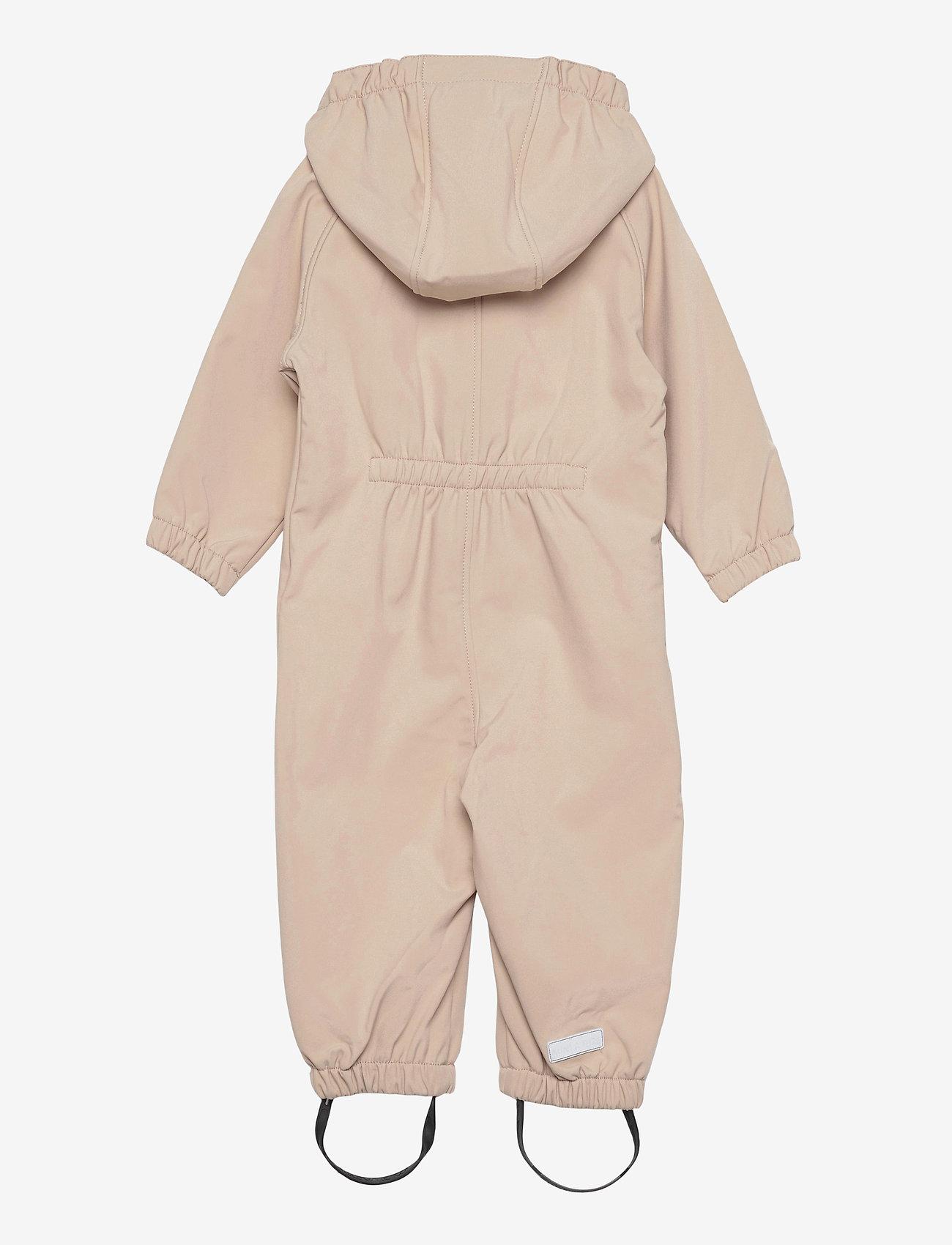 Mini A Ture - Arno Suit, M - vêtements d'extérieur - rose dust - 1