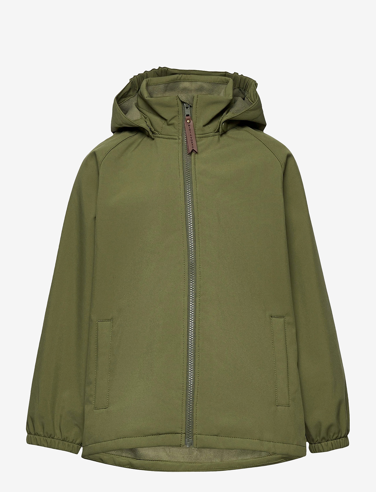 Mini A Ture - Aden Jacket, MK - shell jackets - olivine green - 0