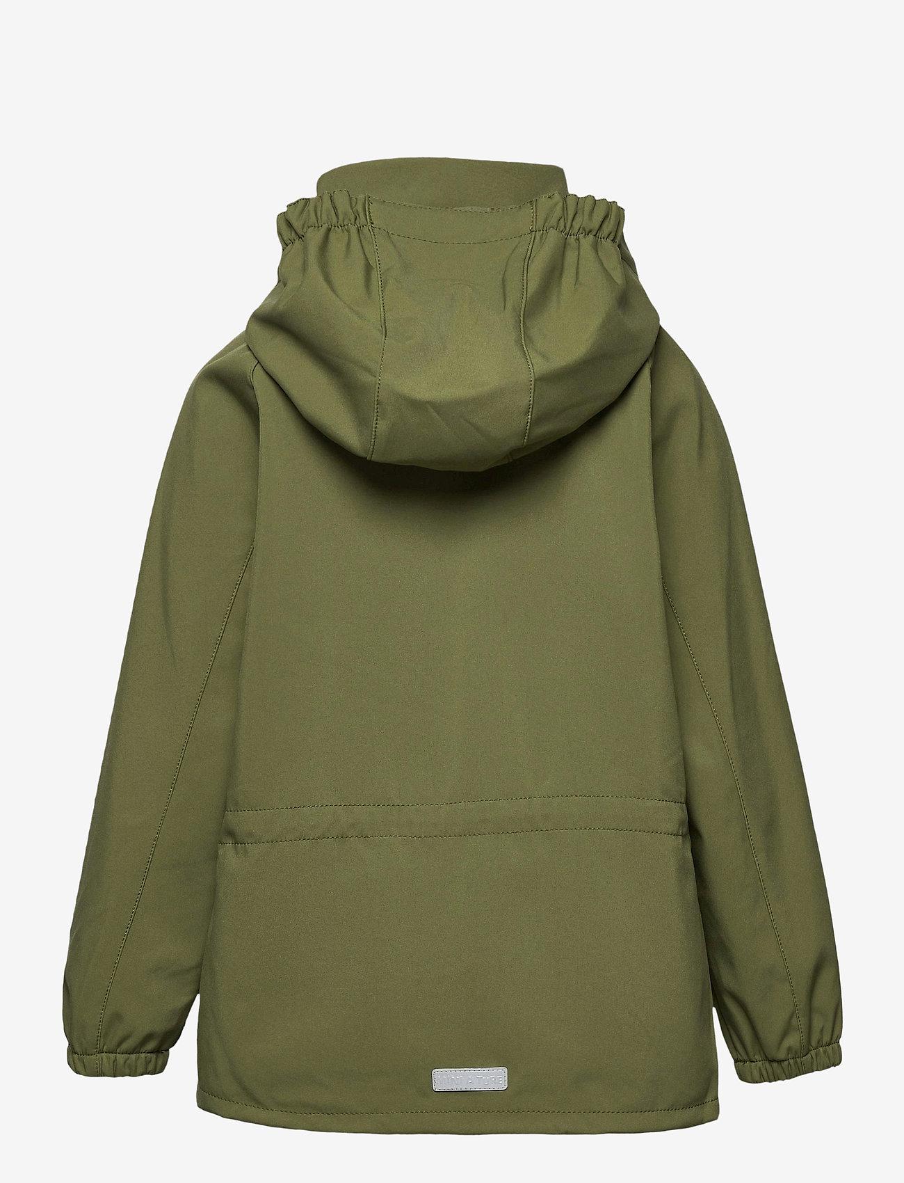 Mini A Ture - Aden Jacket, MK - shell jackets - olivine green - 1