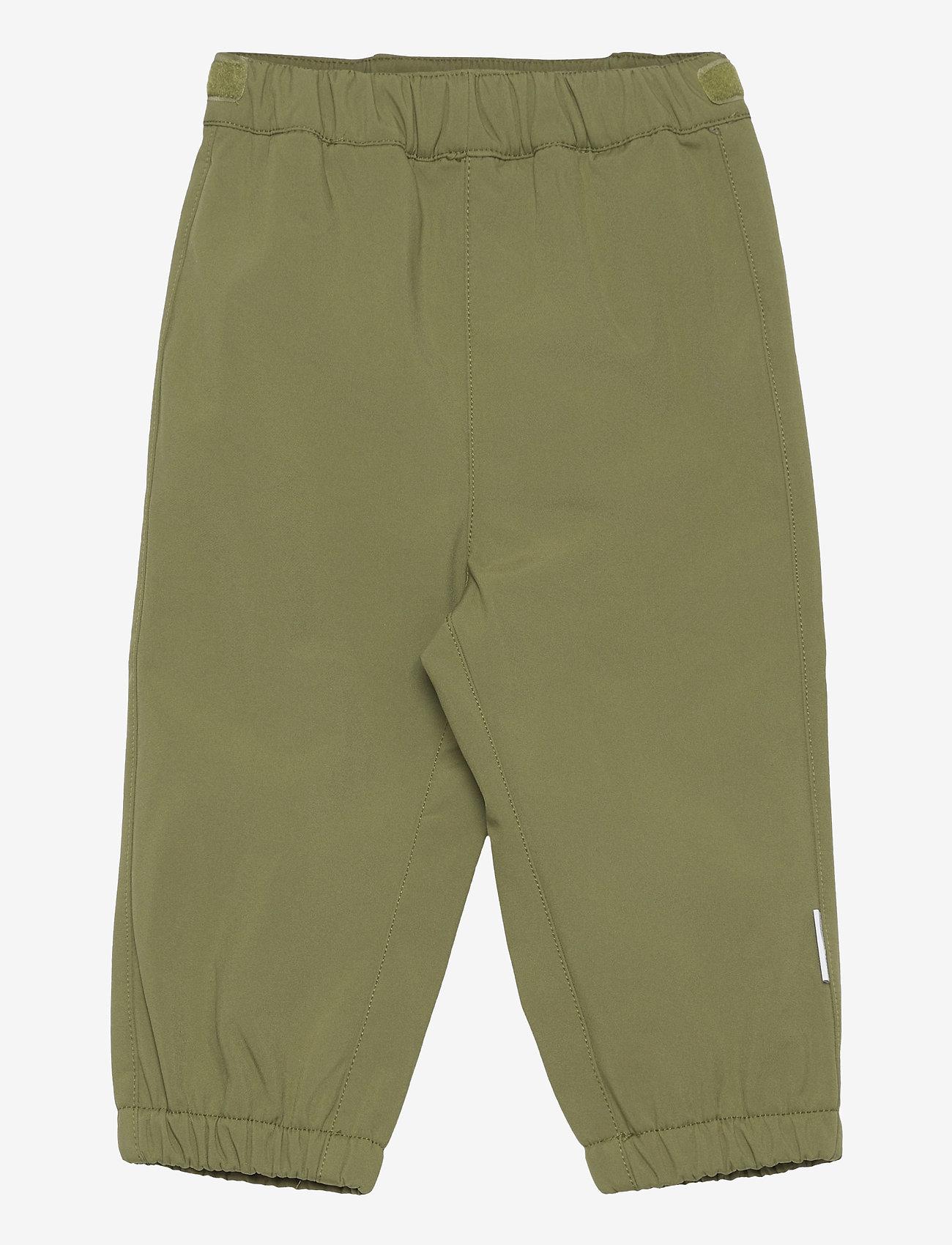 Mini A Ture - Aian Pants, M - bovenkleding - olivine green - 0