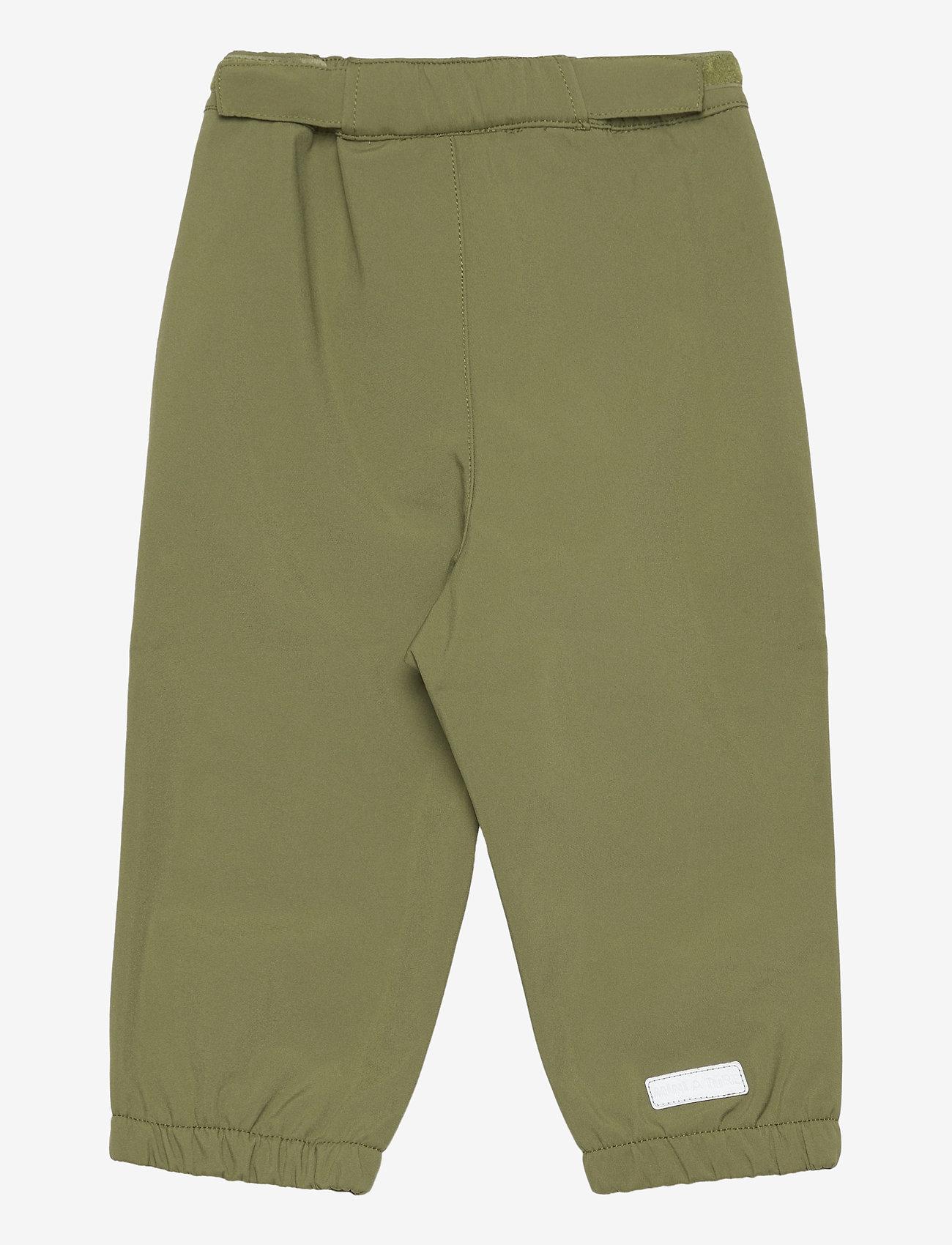 Mini A Ture - Aian Pants, M - bovenkleding - olivine green - 1