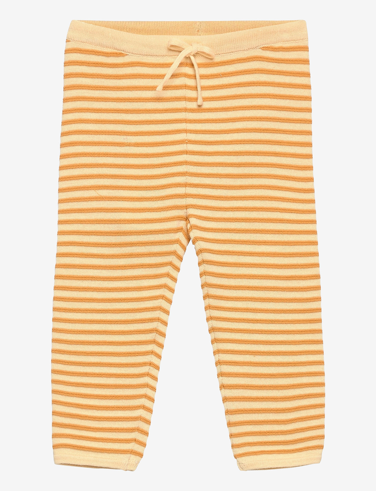 Mini A Ture - Tilda Pants, B - trousers - apricot gelato - 0