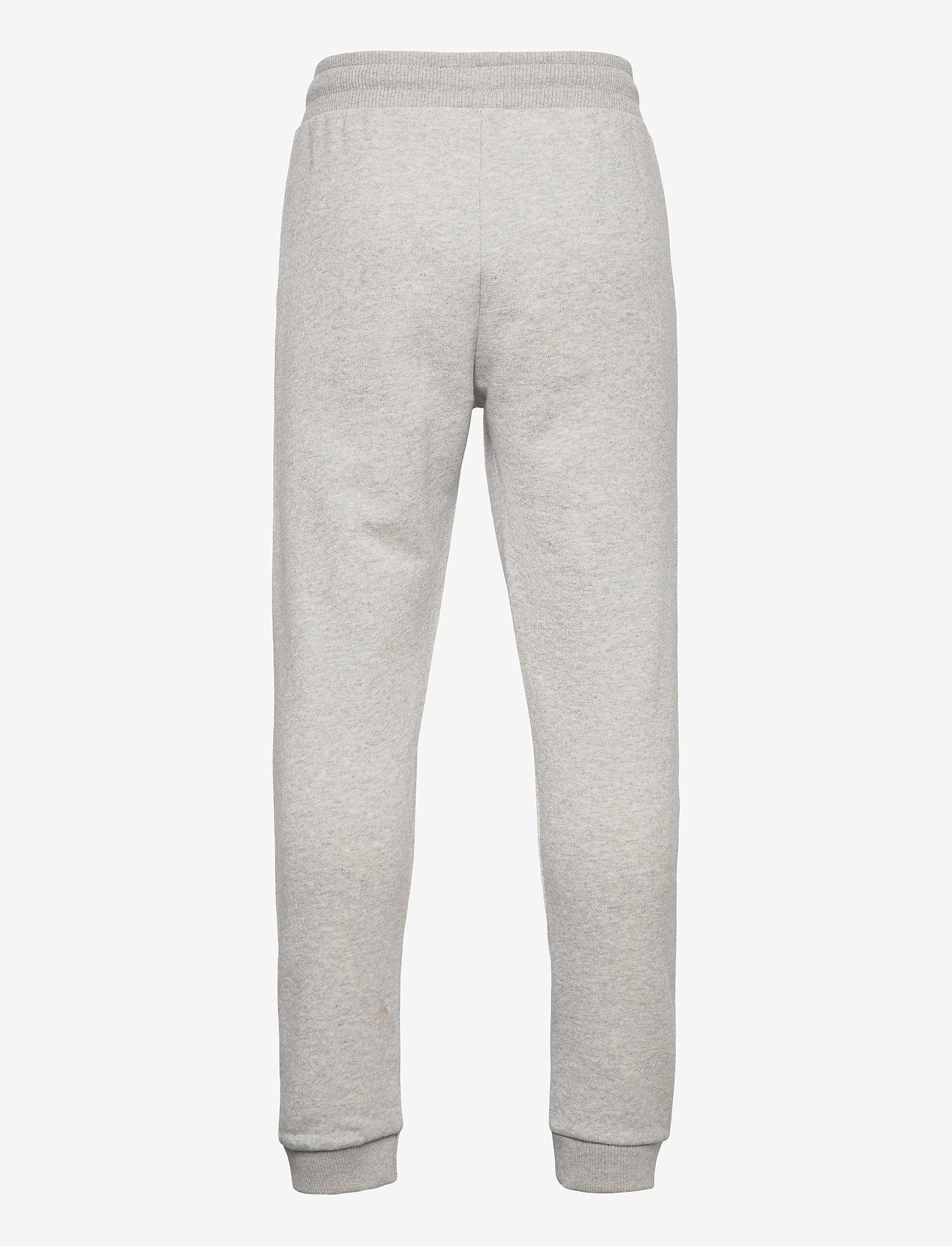 Mini A Ture - Even pants, K - sweatpants - light grey melange - 1
