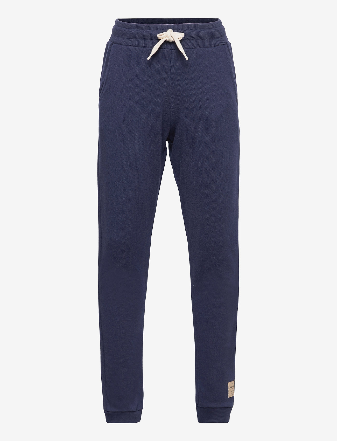 Mini A Ture - Even pants, K - sweatpants - maritime blue - 0