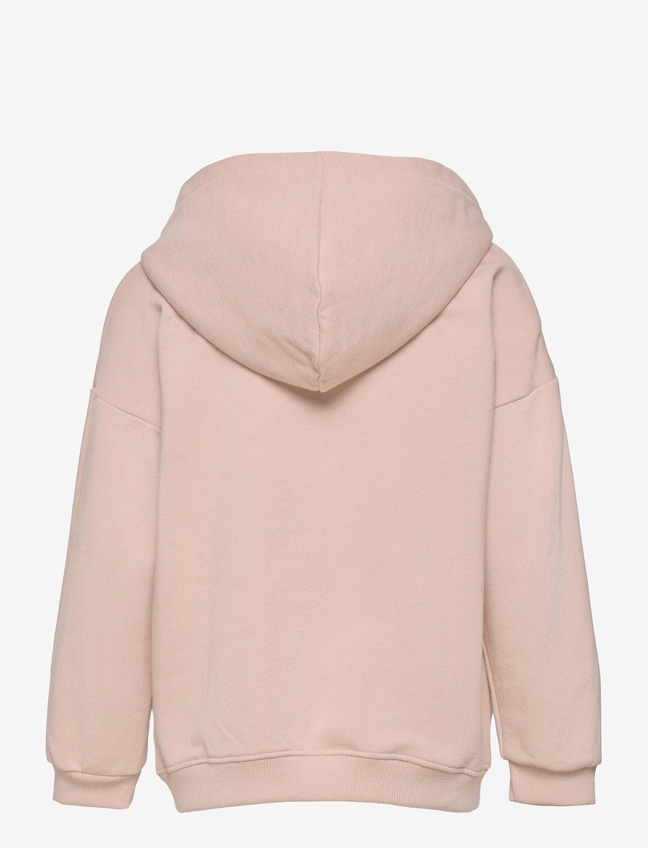 Mini A Ture - Alfi Zip Hoodie, K - hoodies - rose dust - 1