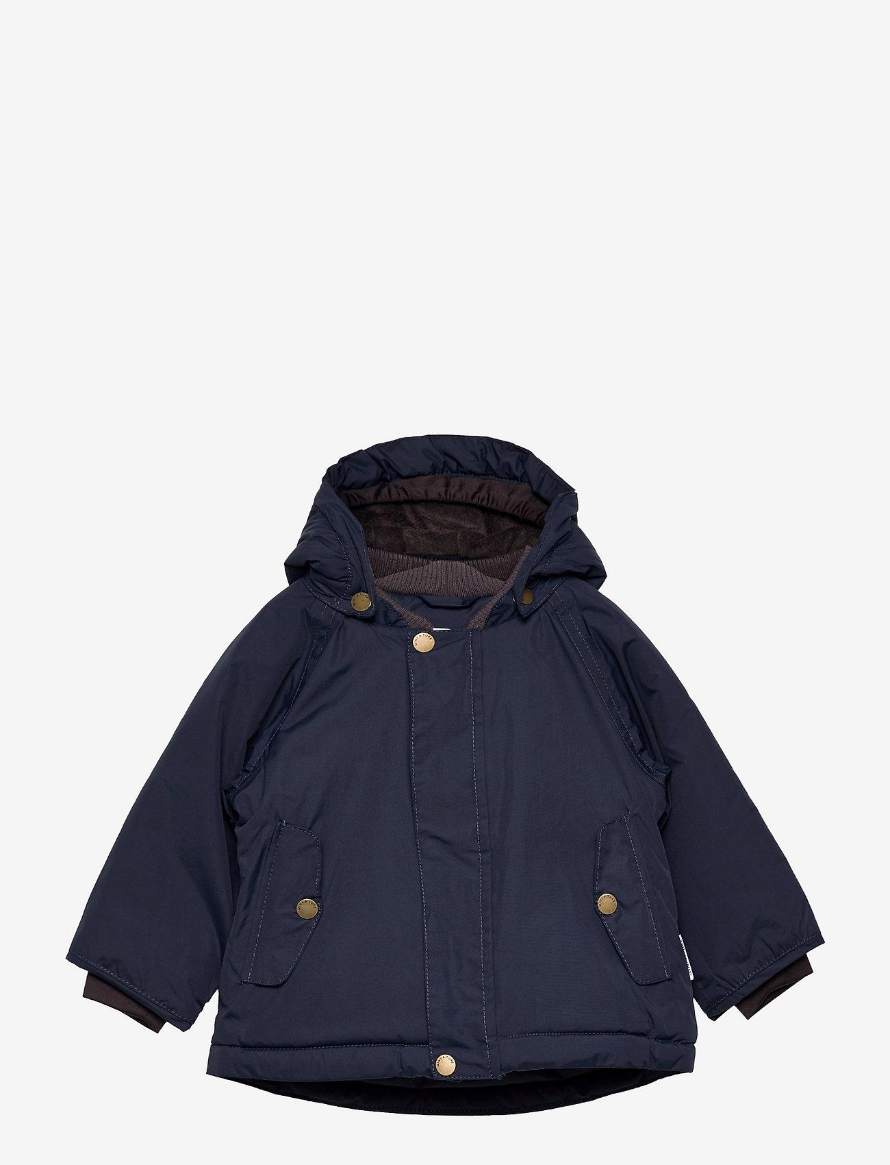 Mini A Ture - Wally Jacket, M - winter jacket - blue nights - 0