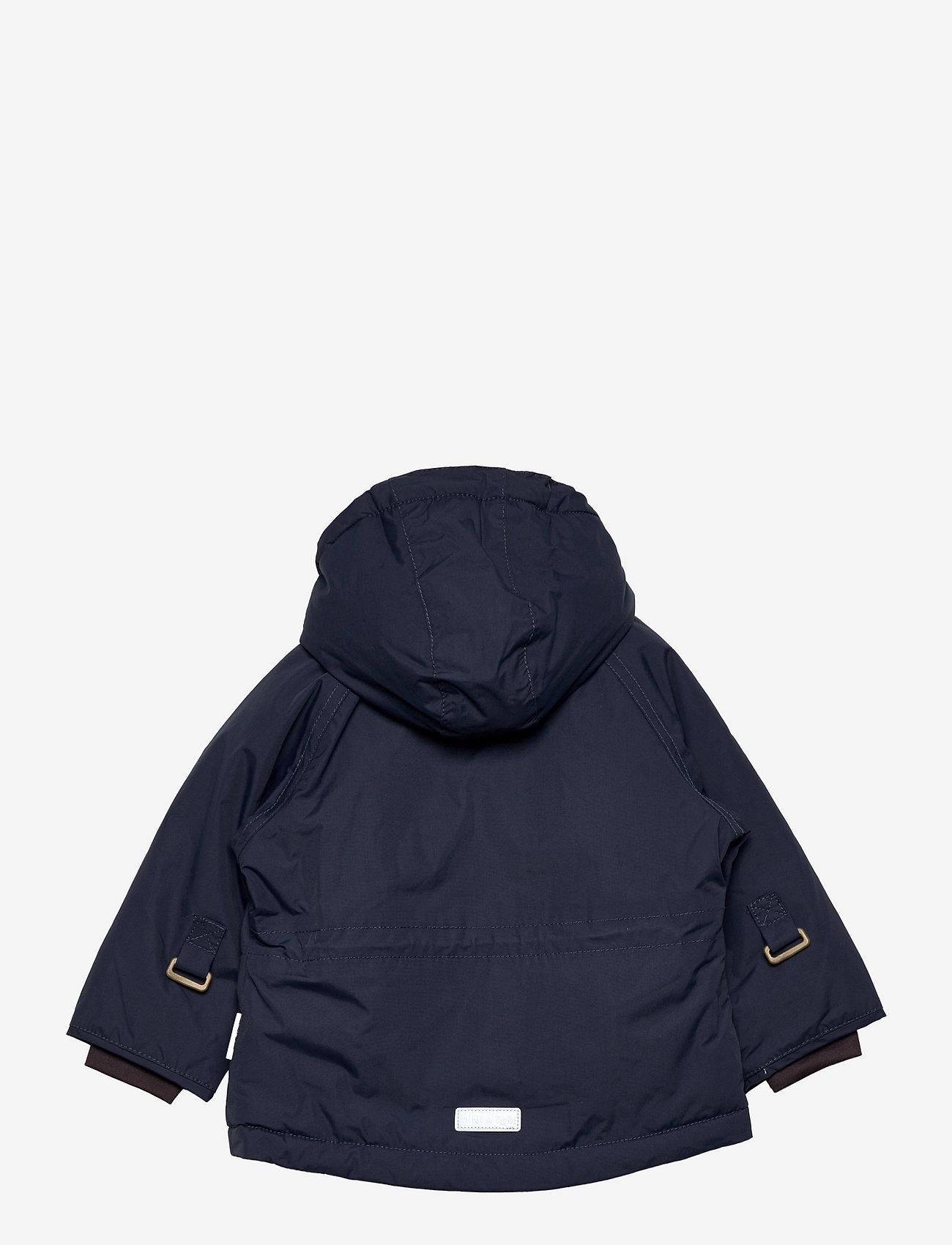 Mini A Ture - Wally Jacket, M - winter jacket - blue nights - 1