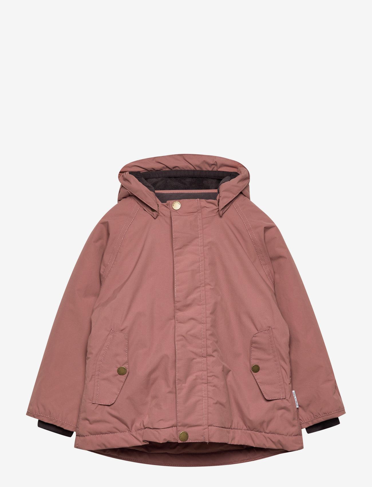 Mini A Ture - Wally Jacket, M - winter jacket - wood rose - 0
