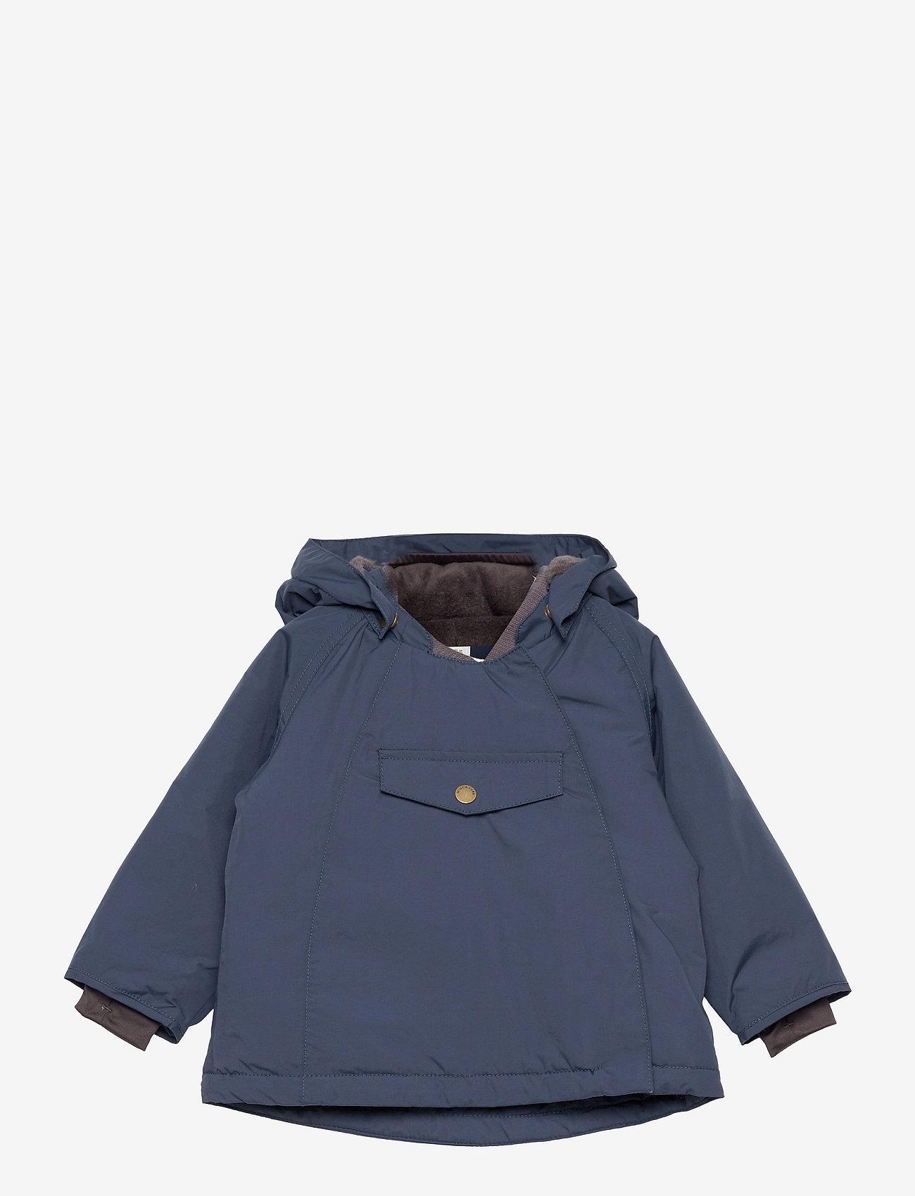 Mini A Ture - Wang Jacket, M - winter jacket - blue nights - 0
