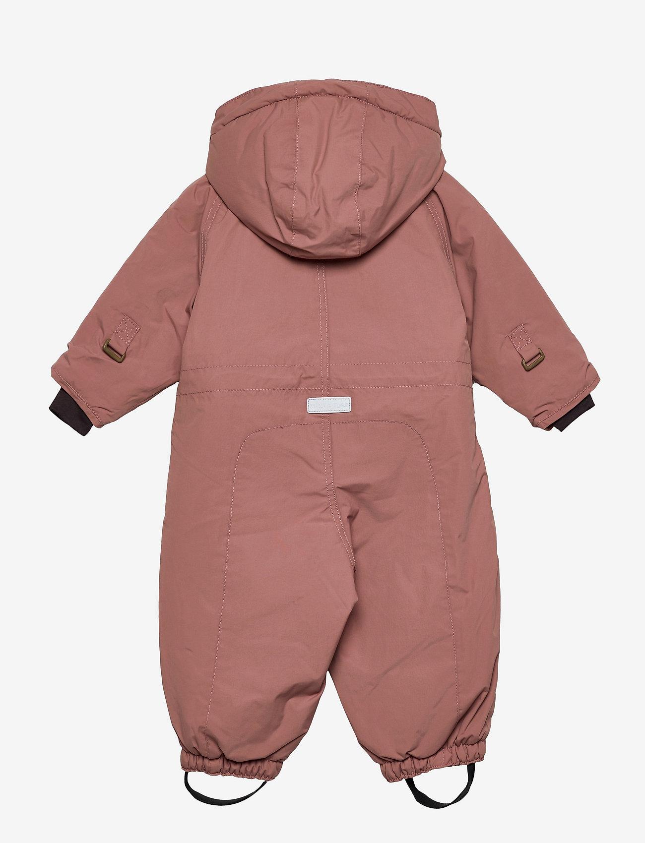 Mini A Ture - Wisti Suit, M - snowsuit - wood rose - 1