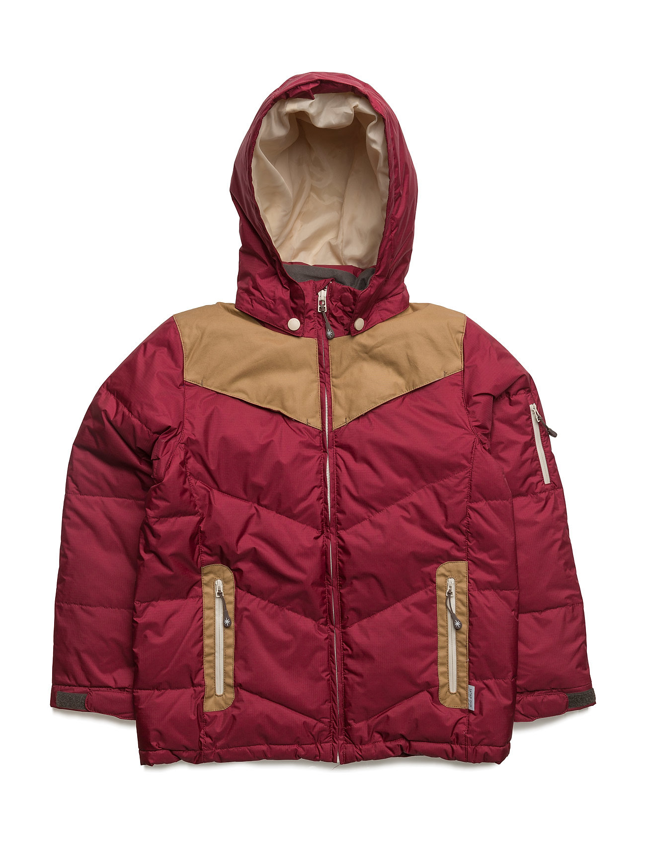 Mini A Ture Yuri, K Jacket - RUMBA RED