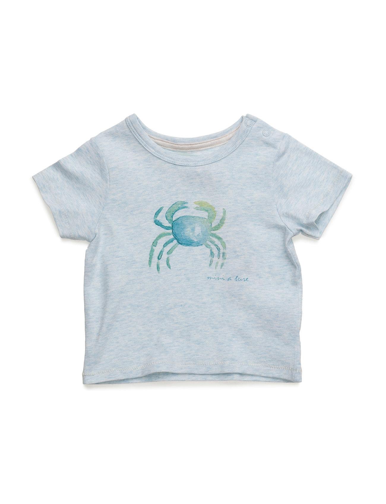 Mini A Ture Amil T-Shirt SS - BALLAD BLUE