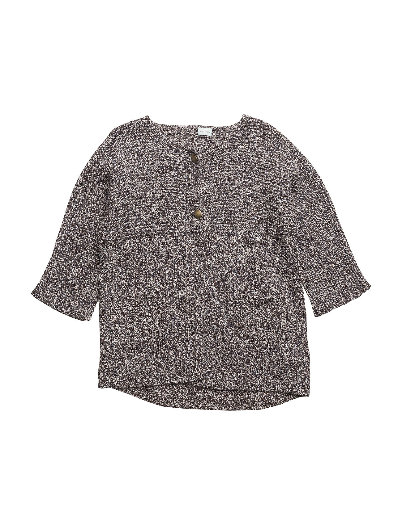 Mini A Ture Ditte, K Cardigan - NIGHTSHADOW BLUE
