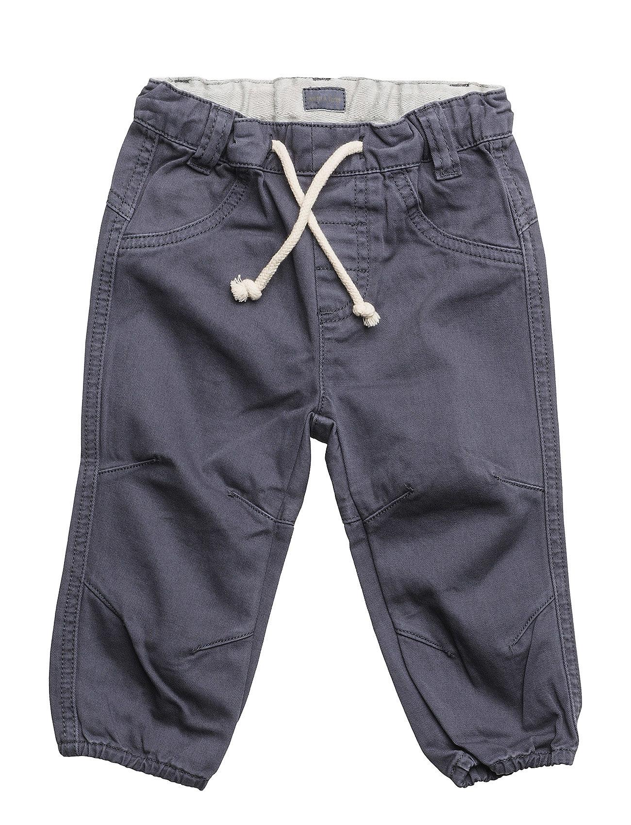 Mini A Ture Ashton, M Pants - OMBRE BLUE