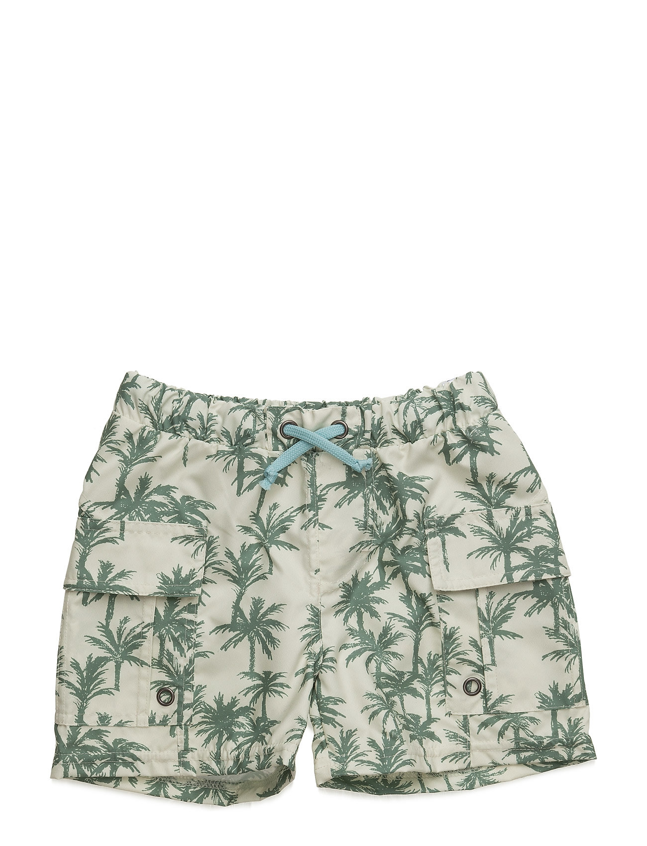 Mini A Ture Mateo Surfshort - YELLOW PEAR SORBET