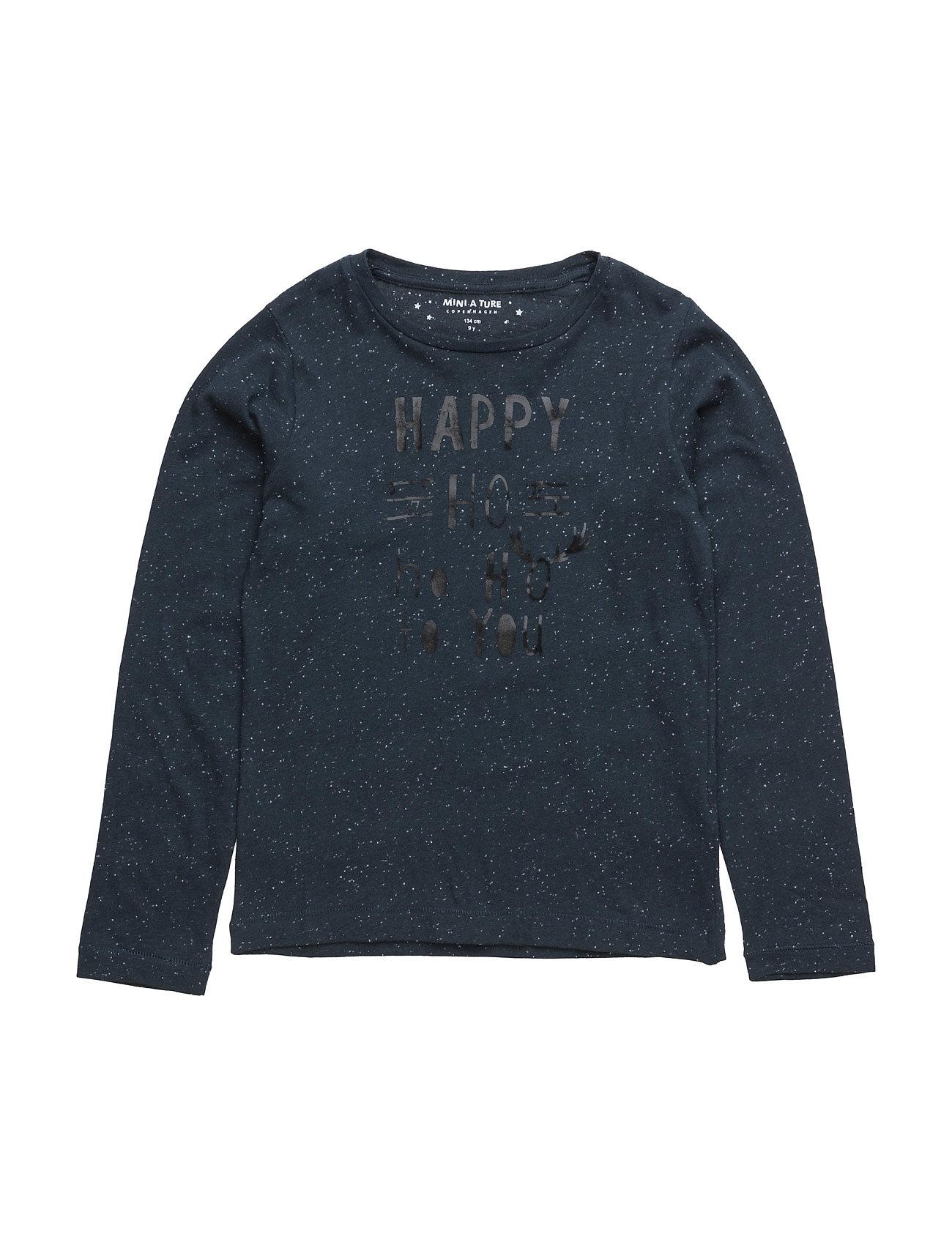 Mini A Ture Bernard, MK T-Shirt LS