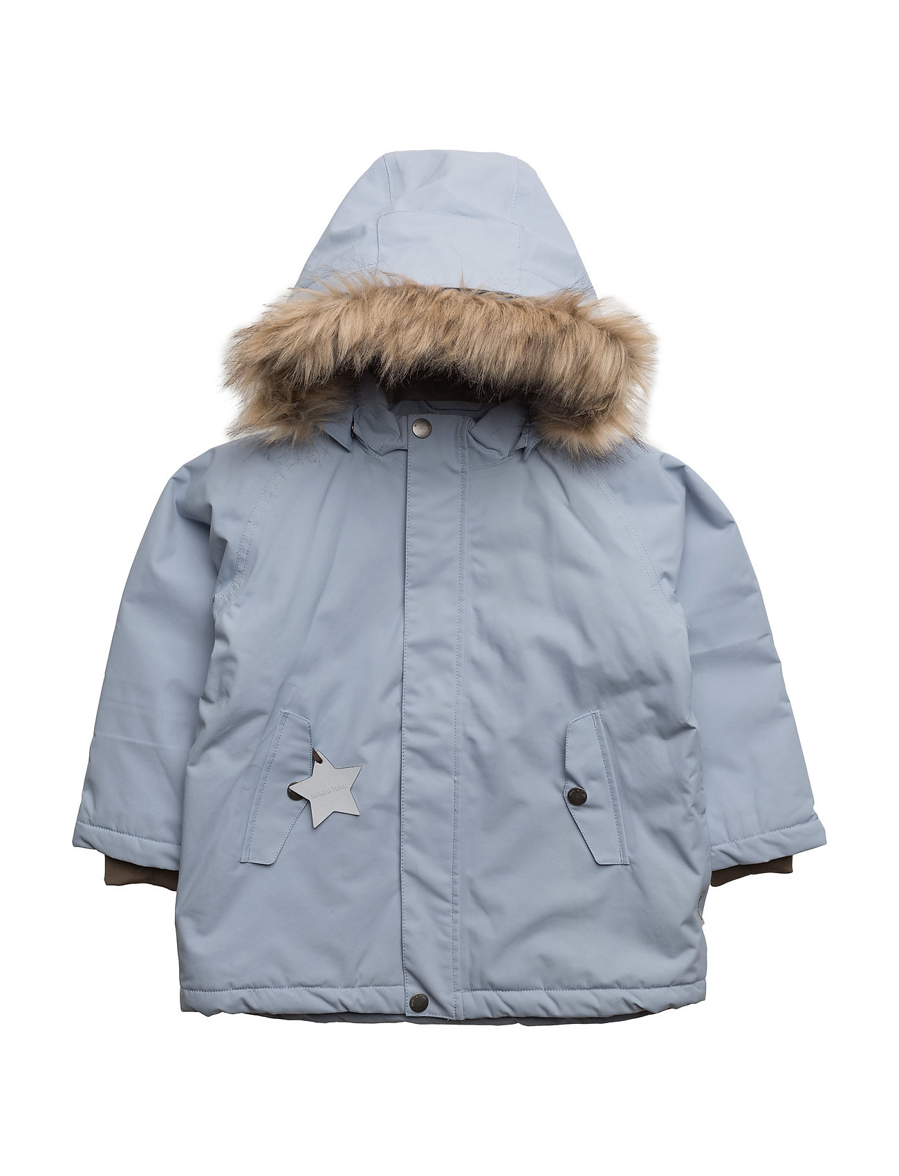 46fcfa9b Mini A Ture Wally Faux Fur, Mk Jacket (Blue Fog), (114 €) | Large ...