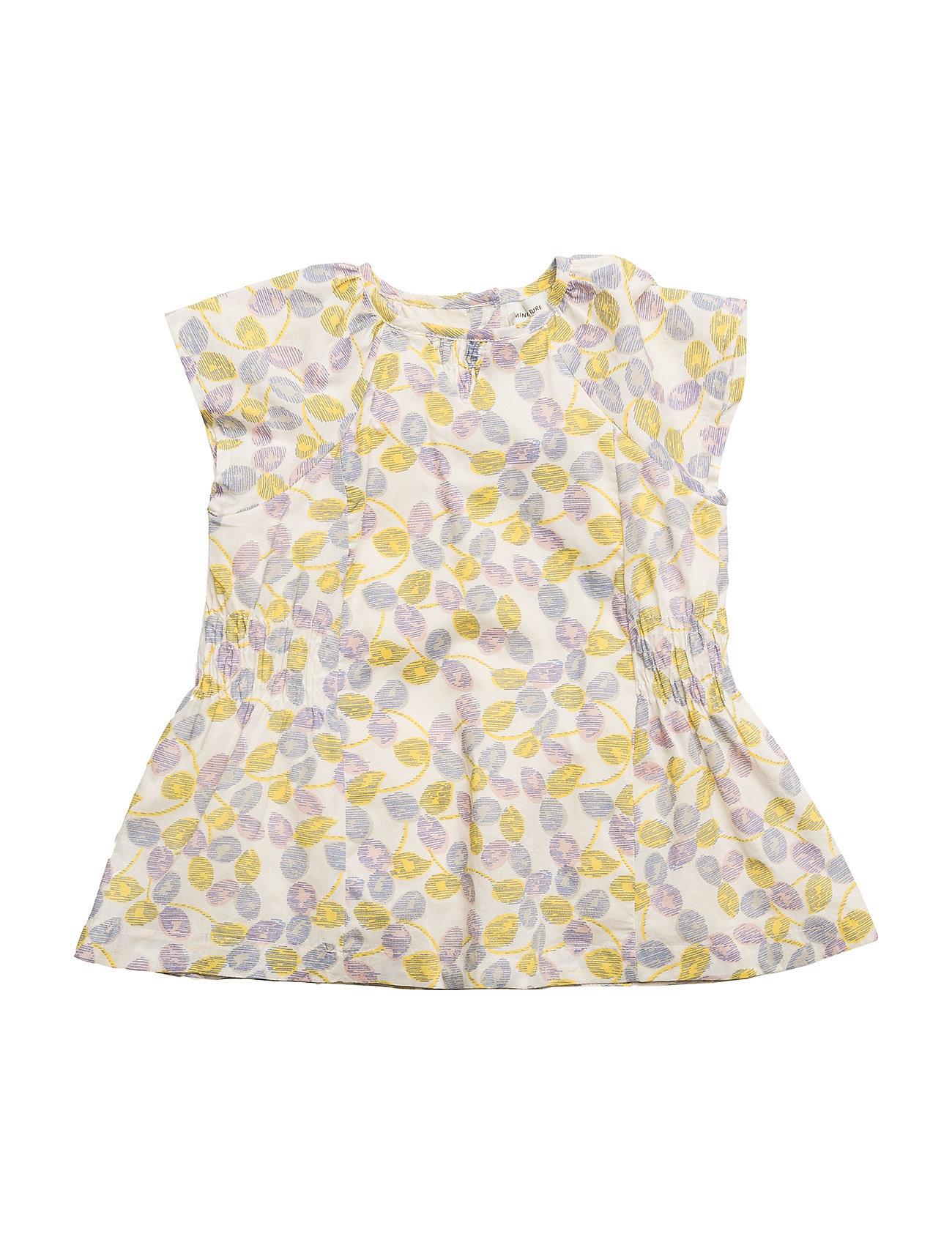 Mini A Ture Chloé Dress, M - YELLOW LEMON