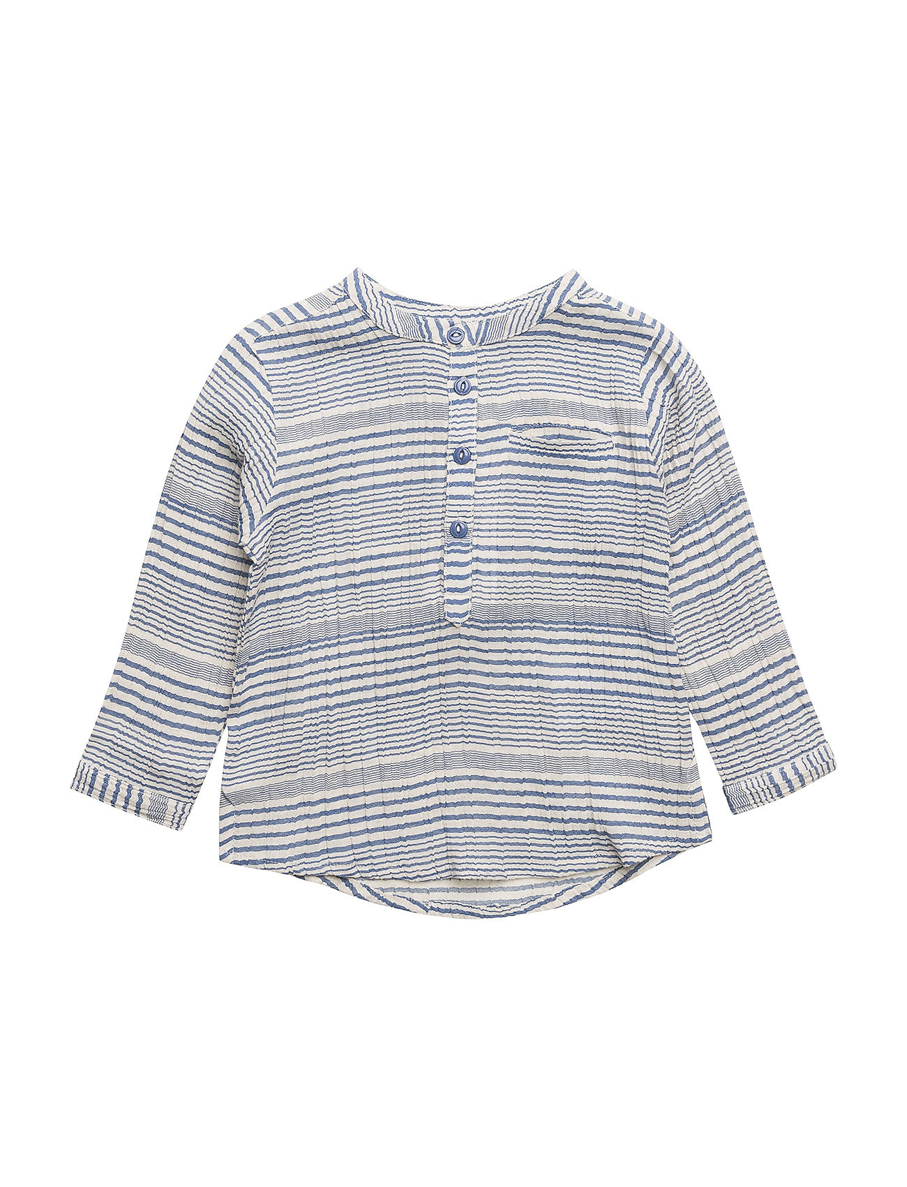 Mini A Ture Lai Shirt, M - TRUE NAVY