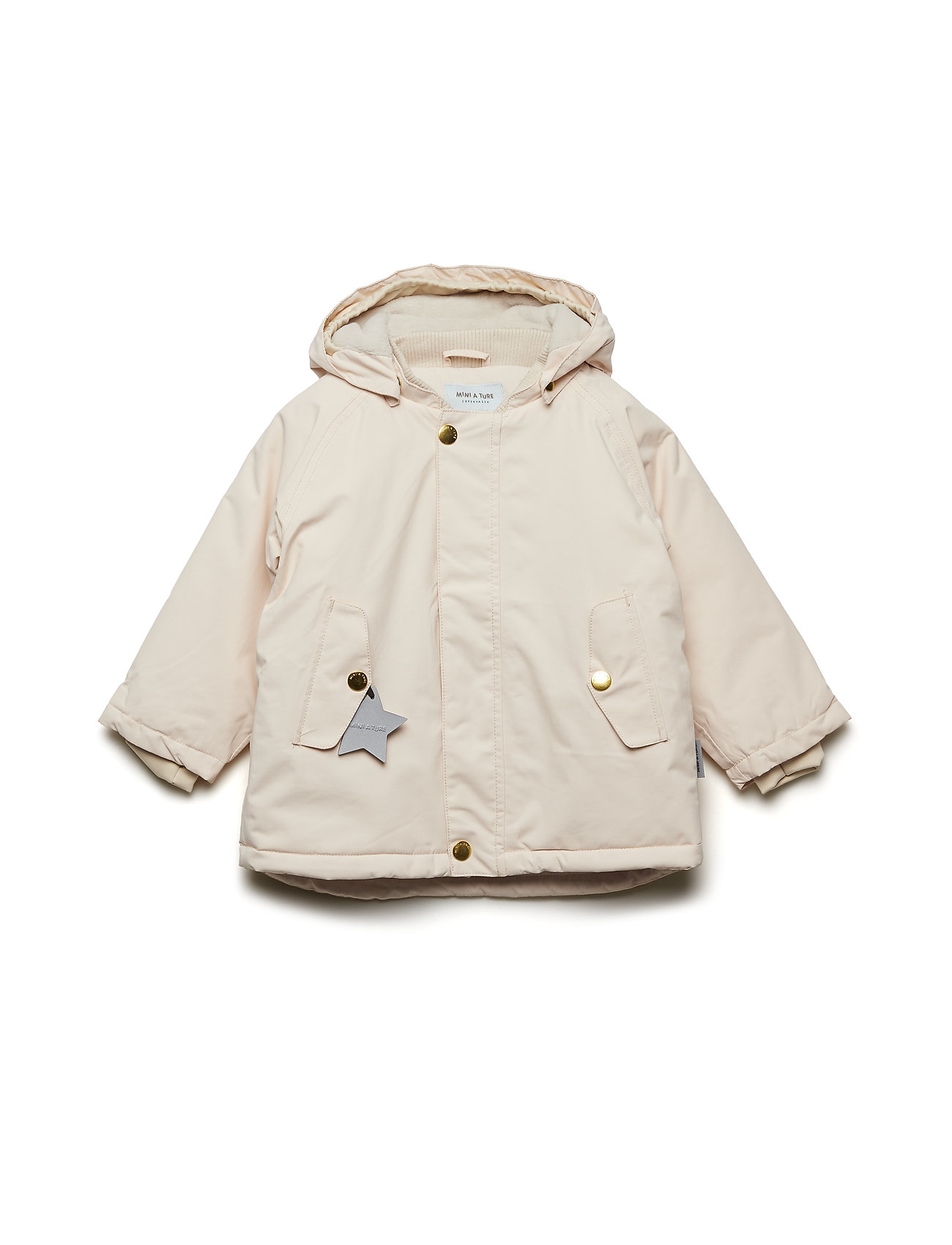 Mini A Ture Wally Jacket, M - CRéME DE PECHE