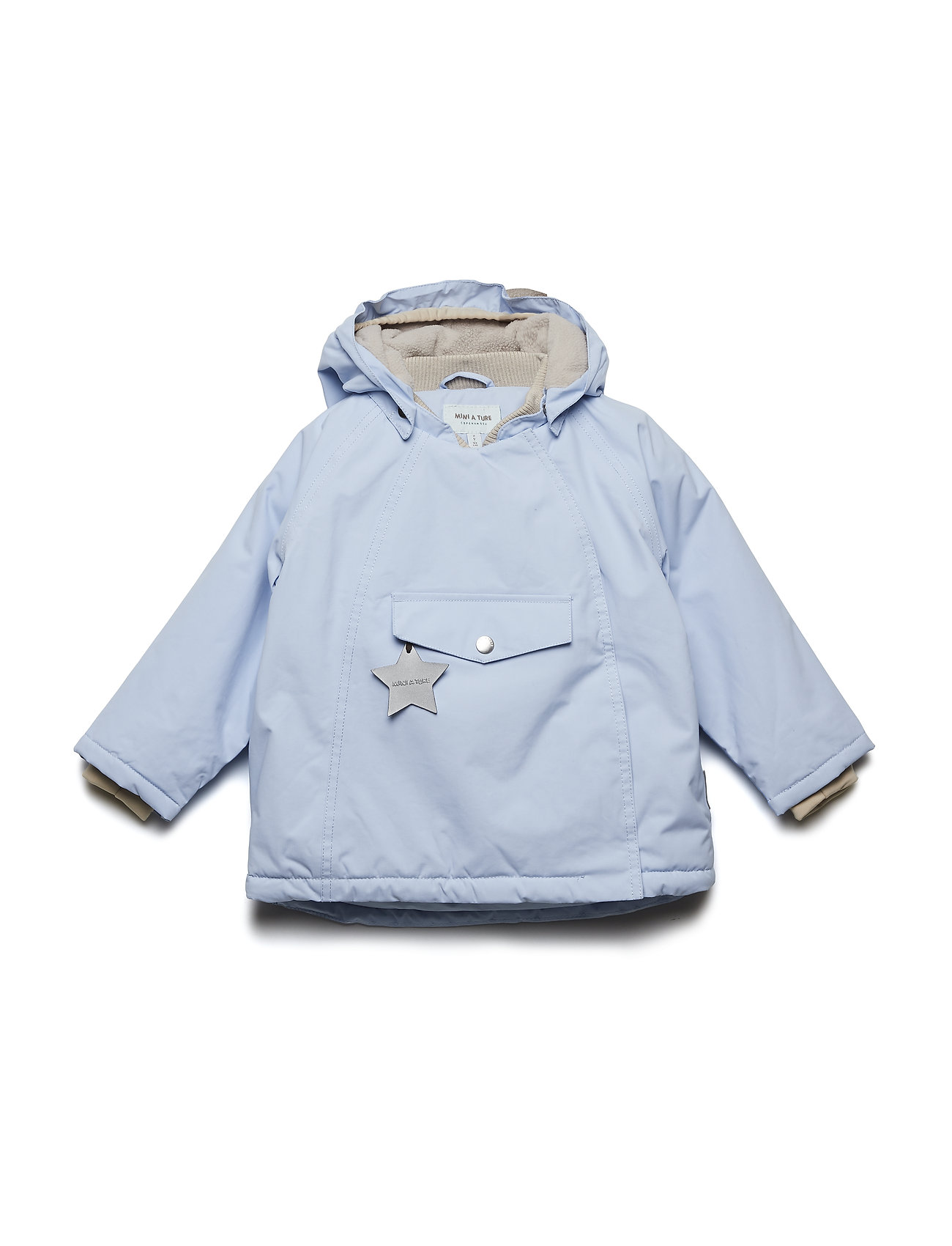 Mini A Ture Wang Jacket, M - CASHMERE BLUE