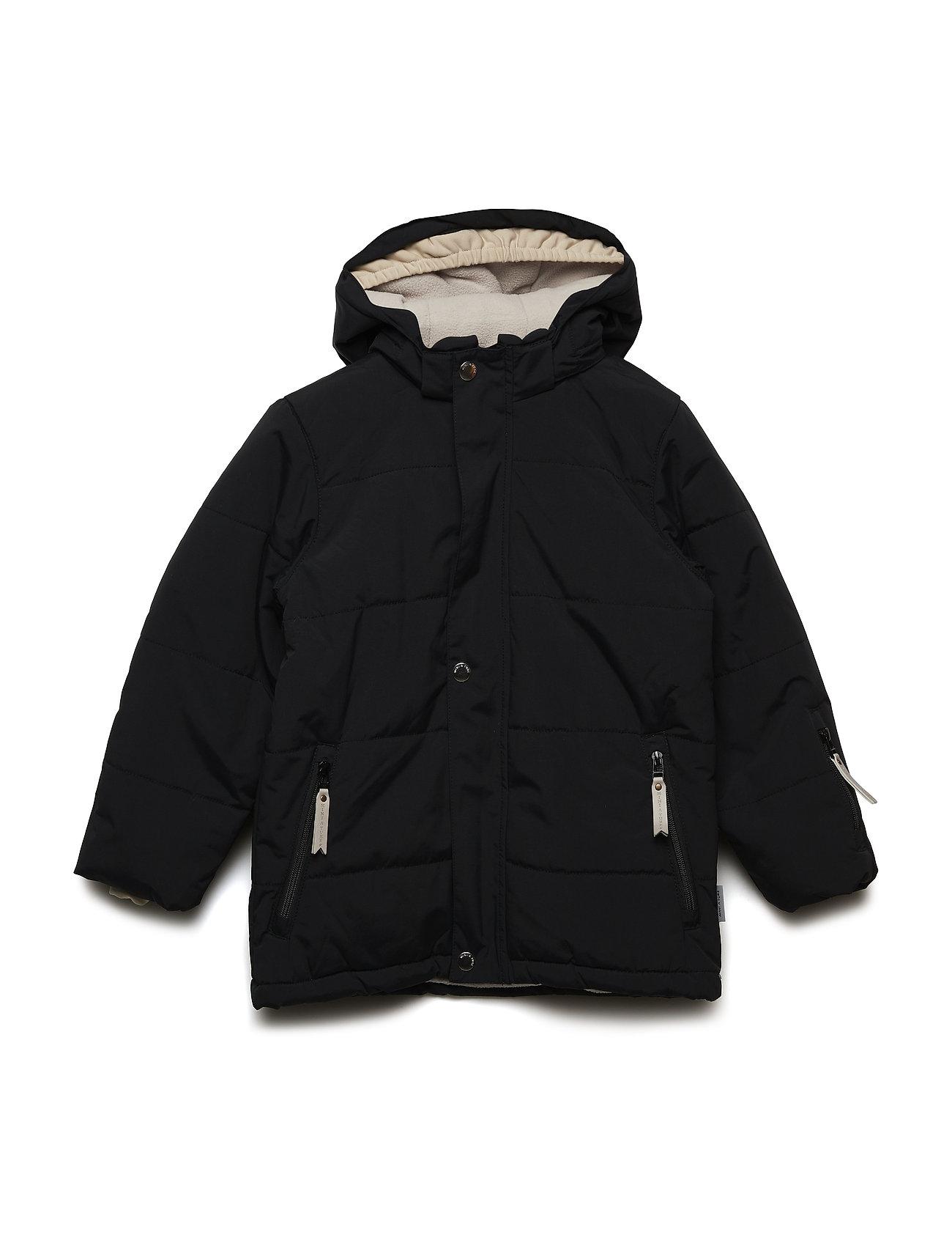 Mini A Ture Wessel Jacket, K - BLACK