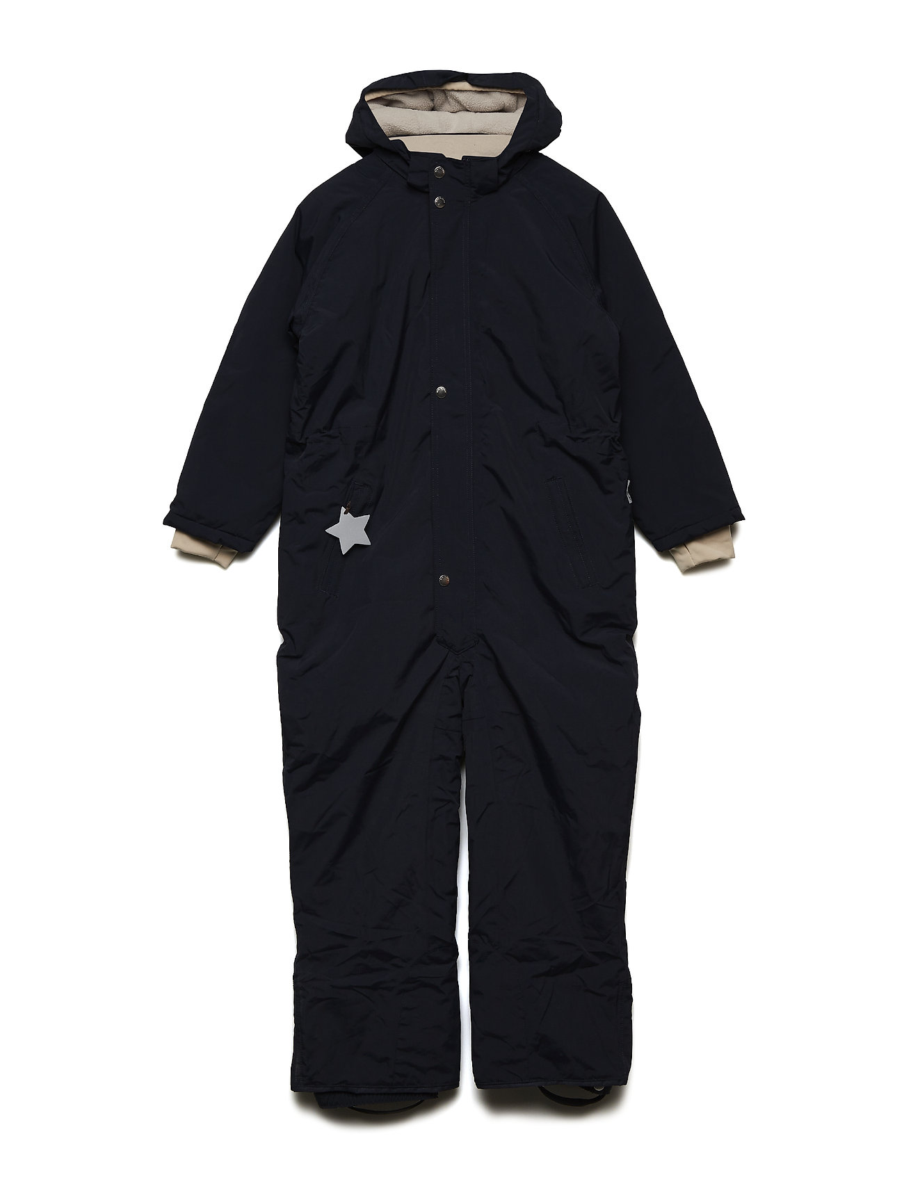 Mini A Ture Wanni Snowsuit, K - SKY CAPTAIN BLUE