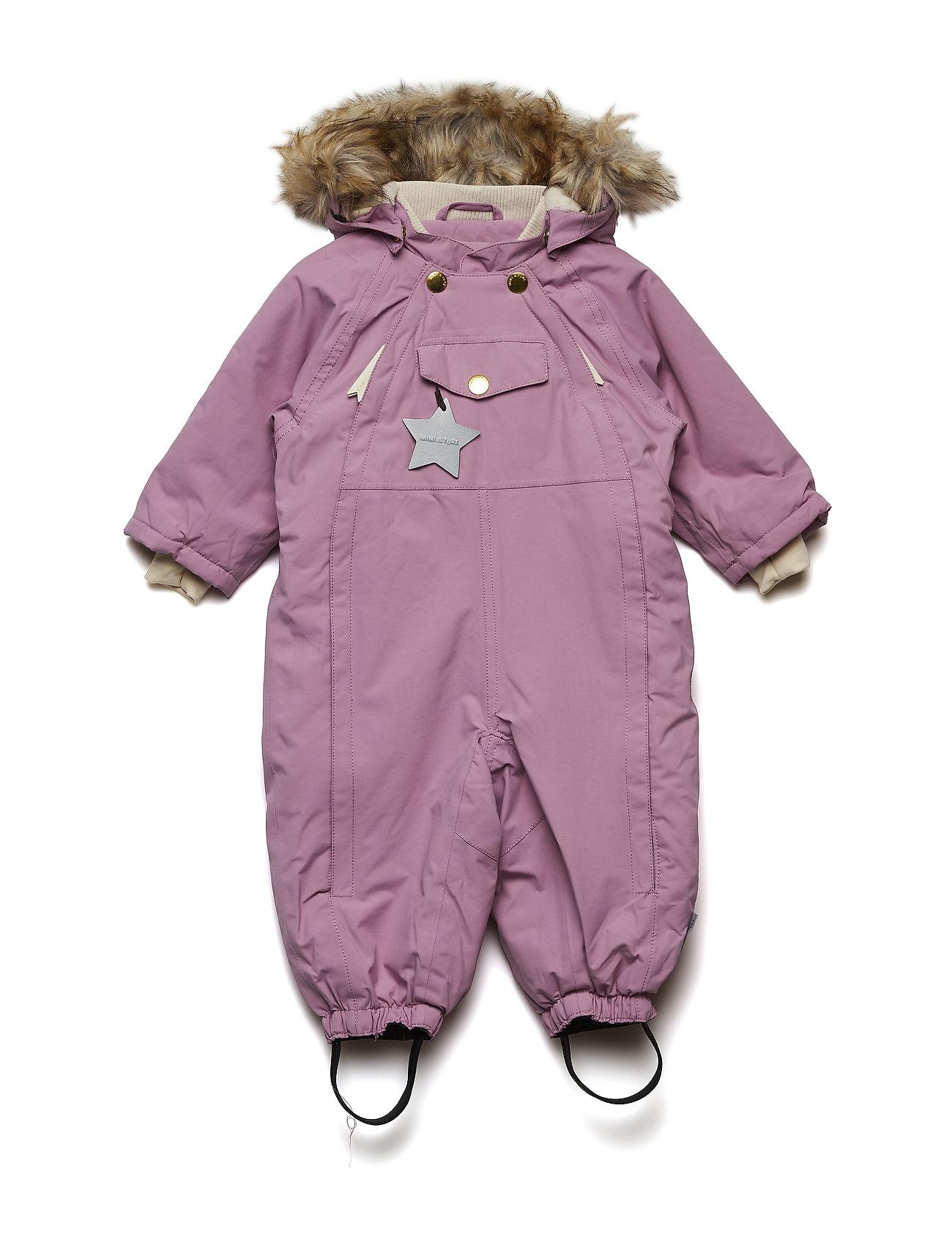 28a797ffc16 Wisti Faux Fur Snowsuit, M flyverdragter fra Mini A Ture til børn i ...