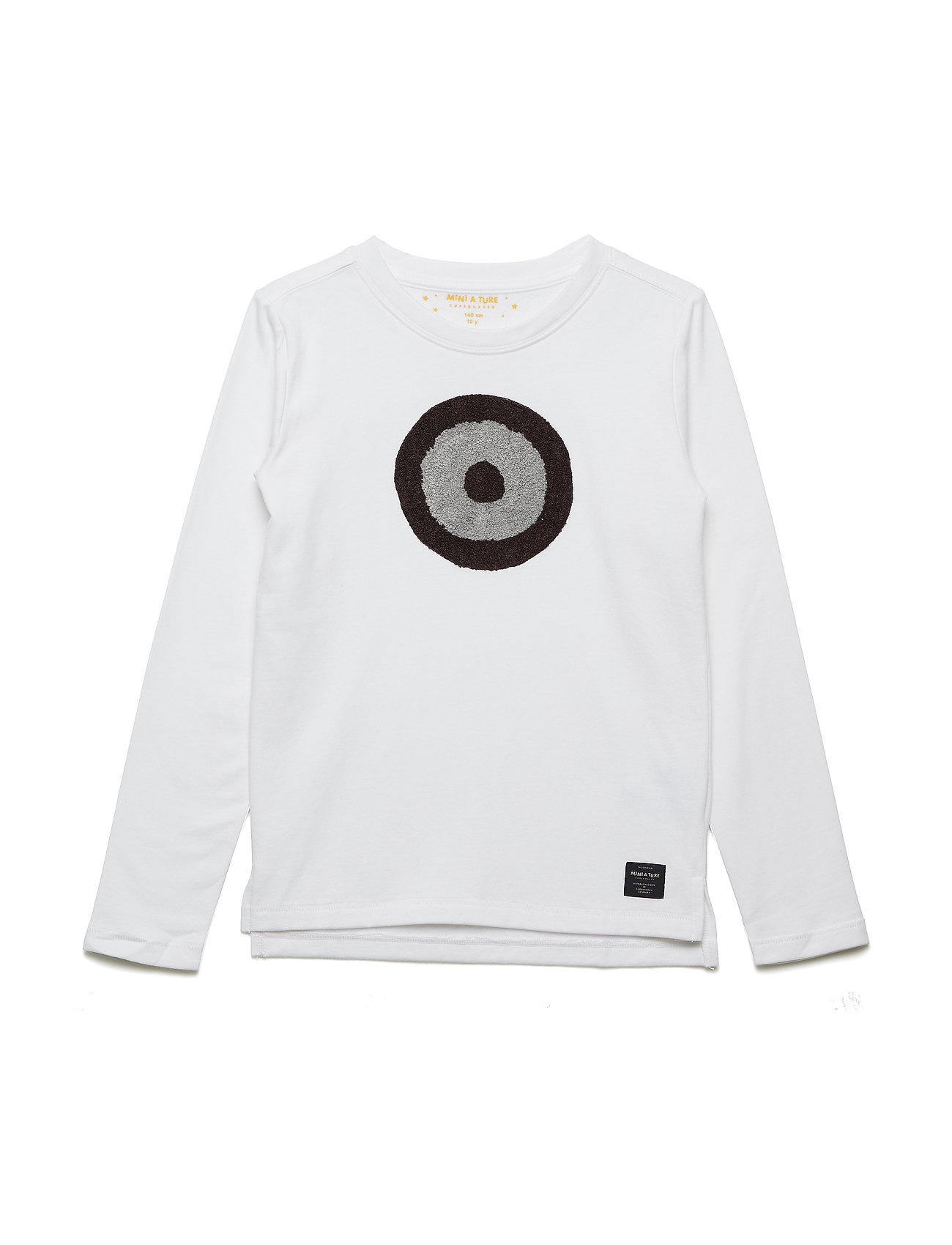 Mini A Ture Apollo T-shirt, MK - WHITE
