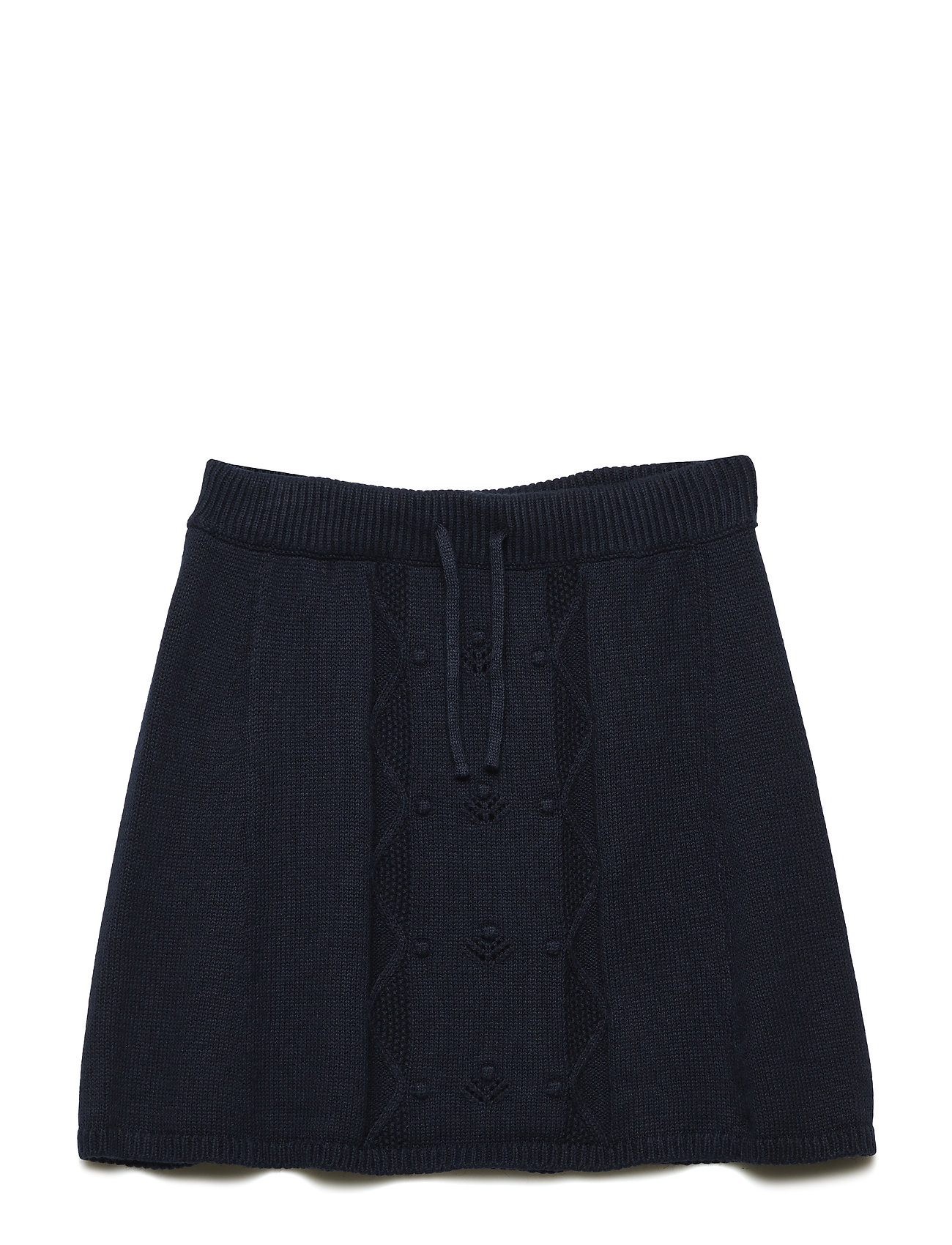 Mini A Ture Thilde Skirt, K - SKY CAPTAIN BLUE