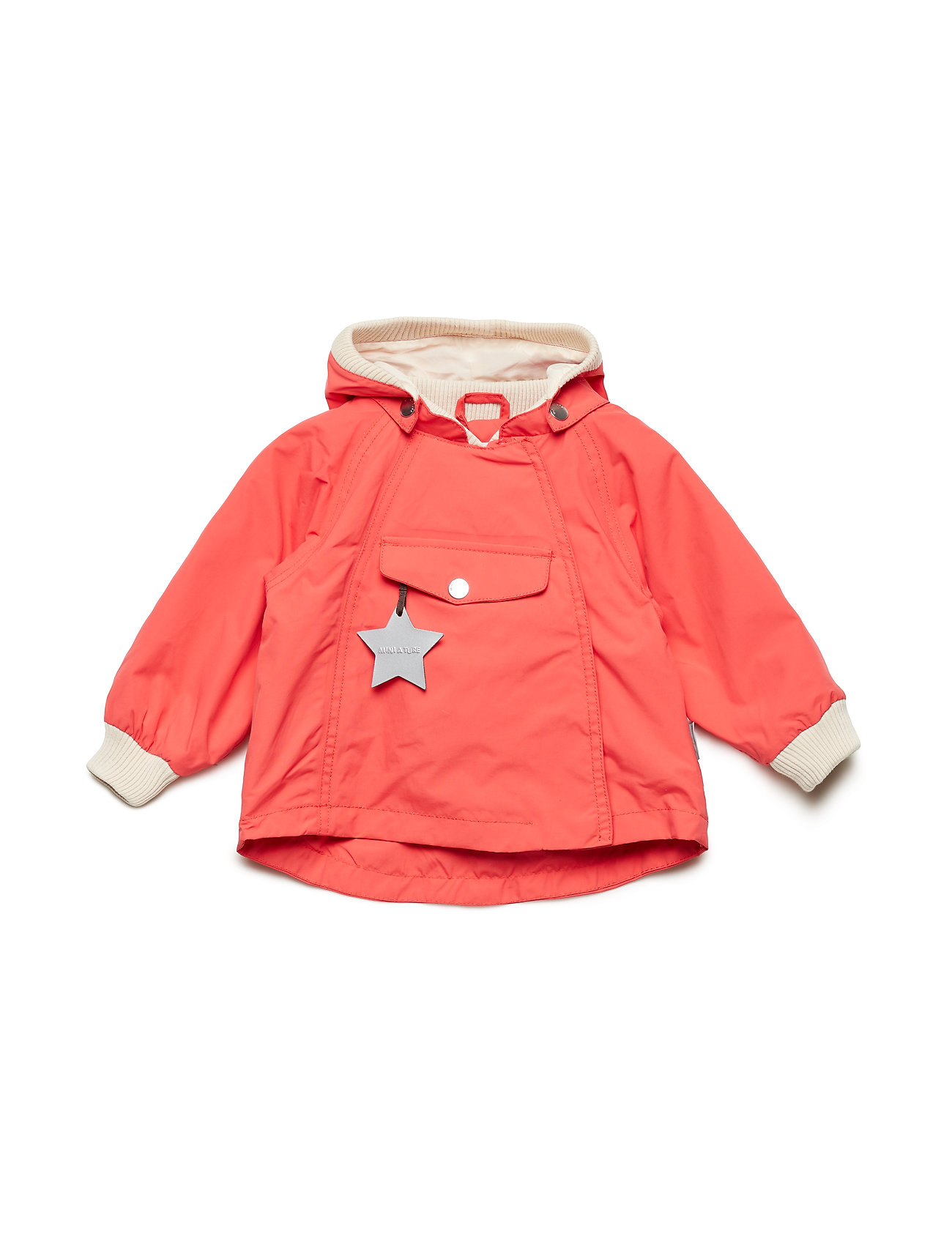 Mini A Ture Wai Jacket, M - BITTER SWEET RED