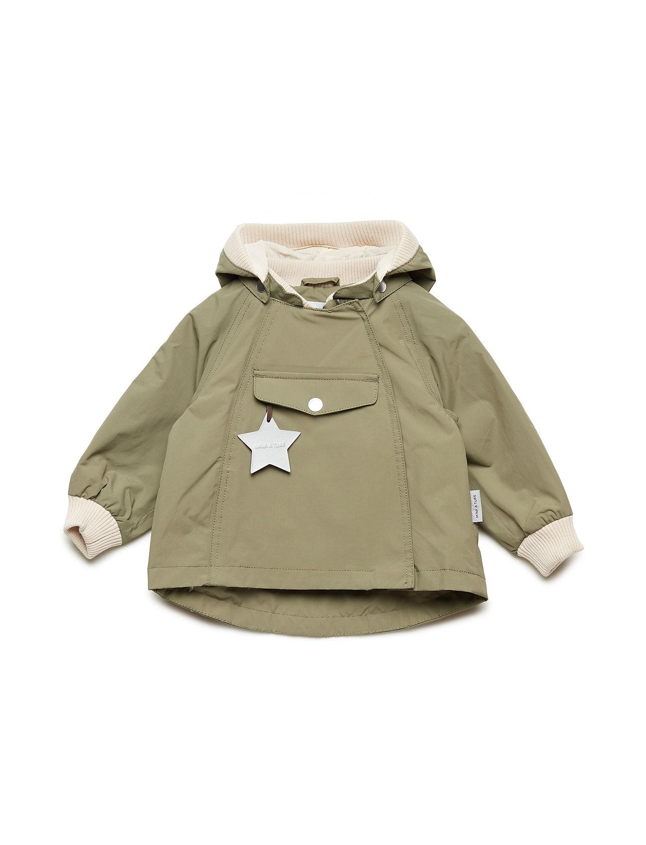 Mini A Ture Wai Jacket, M - DEEP GREEN