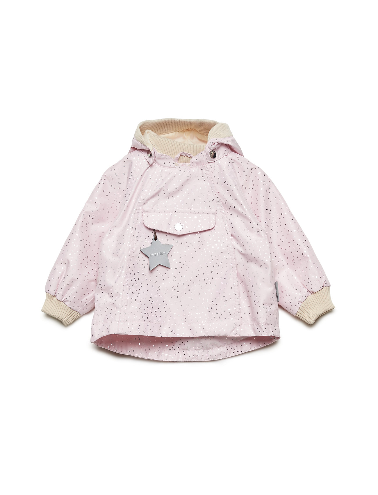 Mini A Ture Wai Jacket, M - BLUSHING PINK