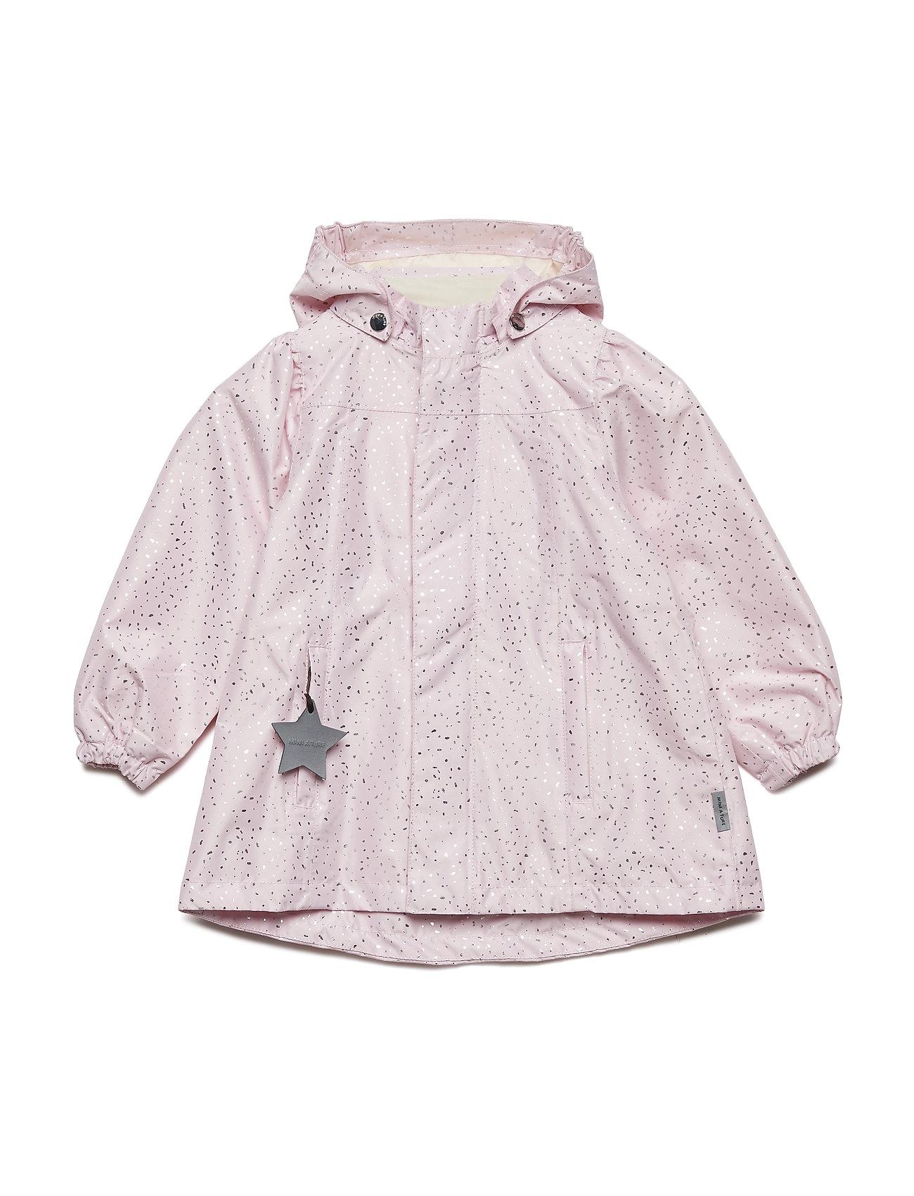Mini A Ture Wilja Jacket, K - BLUSHING PINK