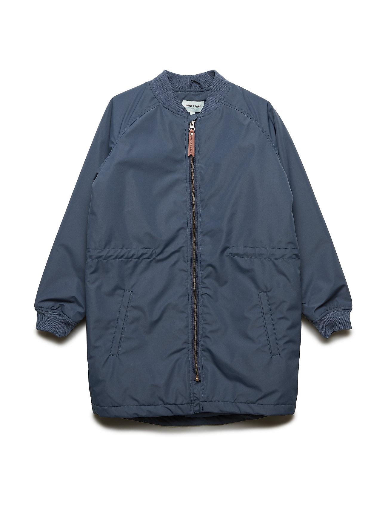 Mini A Ture Hailey Emb. Jacket, K - BLUE NIGHTS