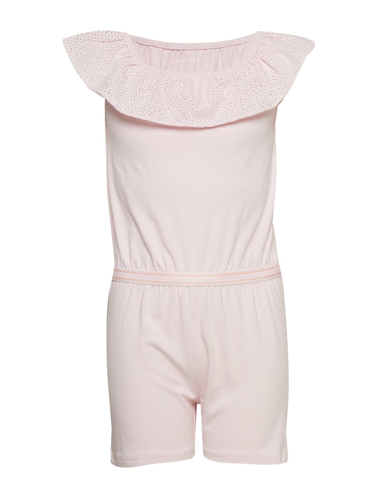 Mini A Ture Monik Suit, K - BLUSHING PINK