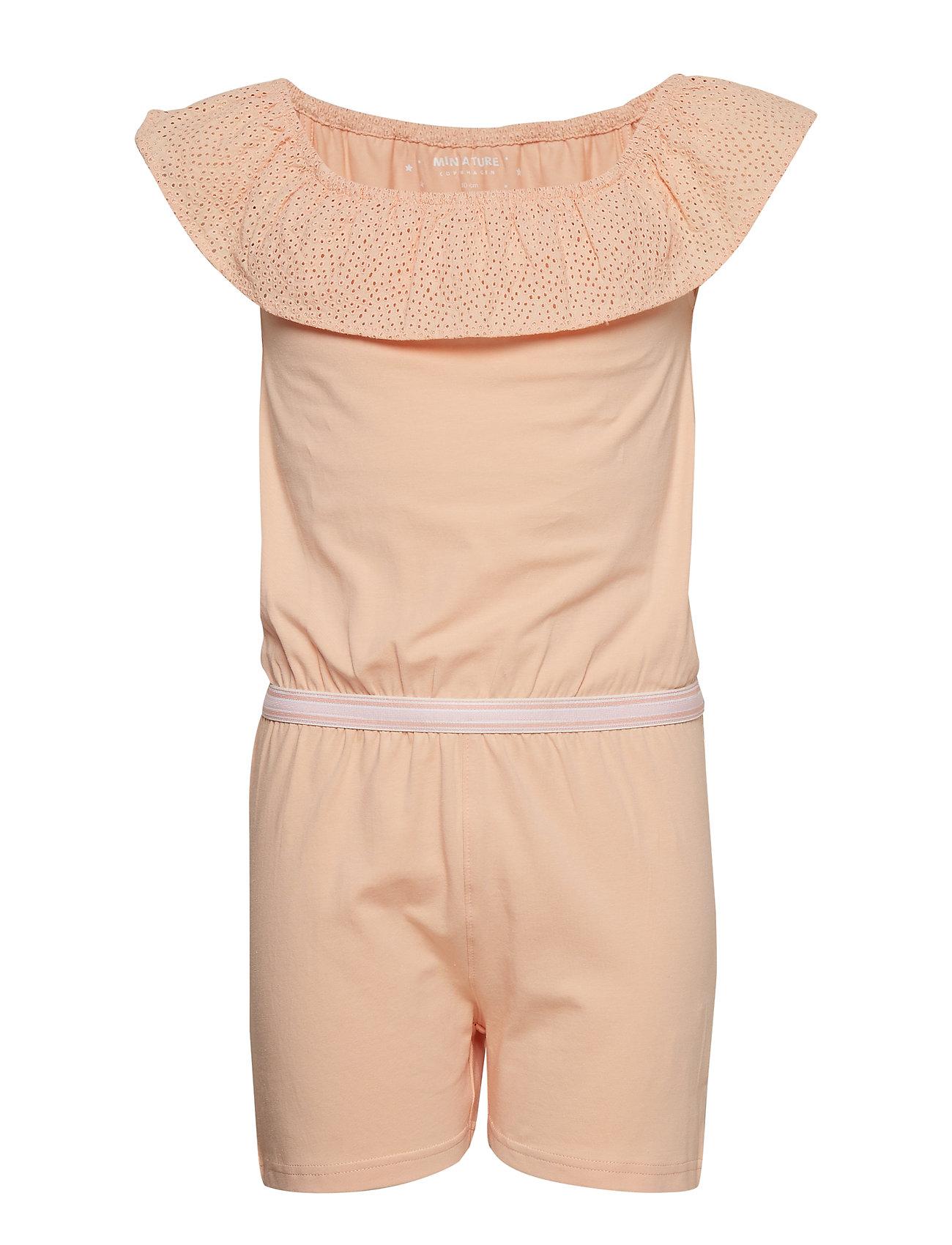 Mini A Ture Monik Suit, K - PEACH PARFAIT