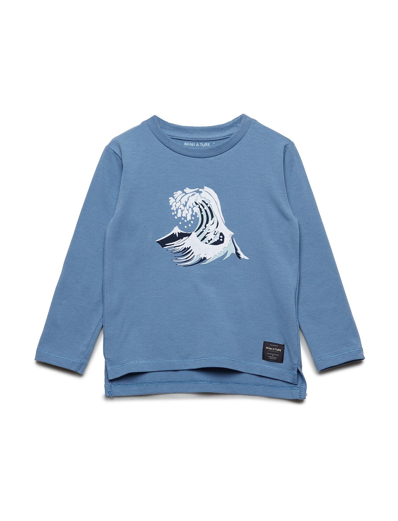 Mini A Ture Apollo T-shirt, MK - BLUE HORIZON