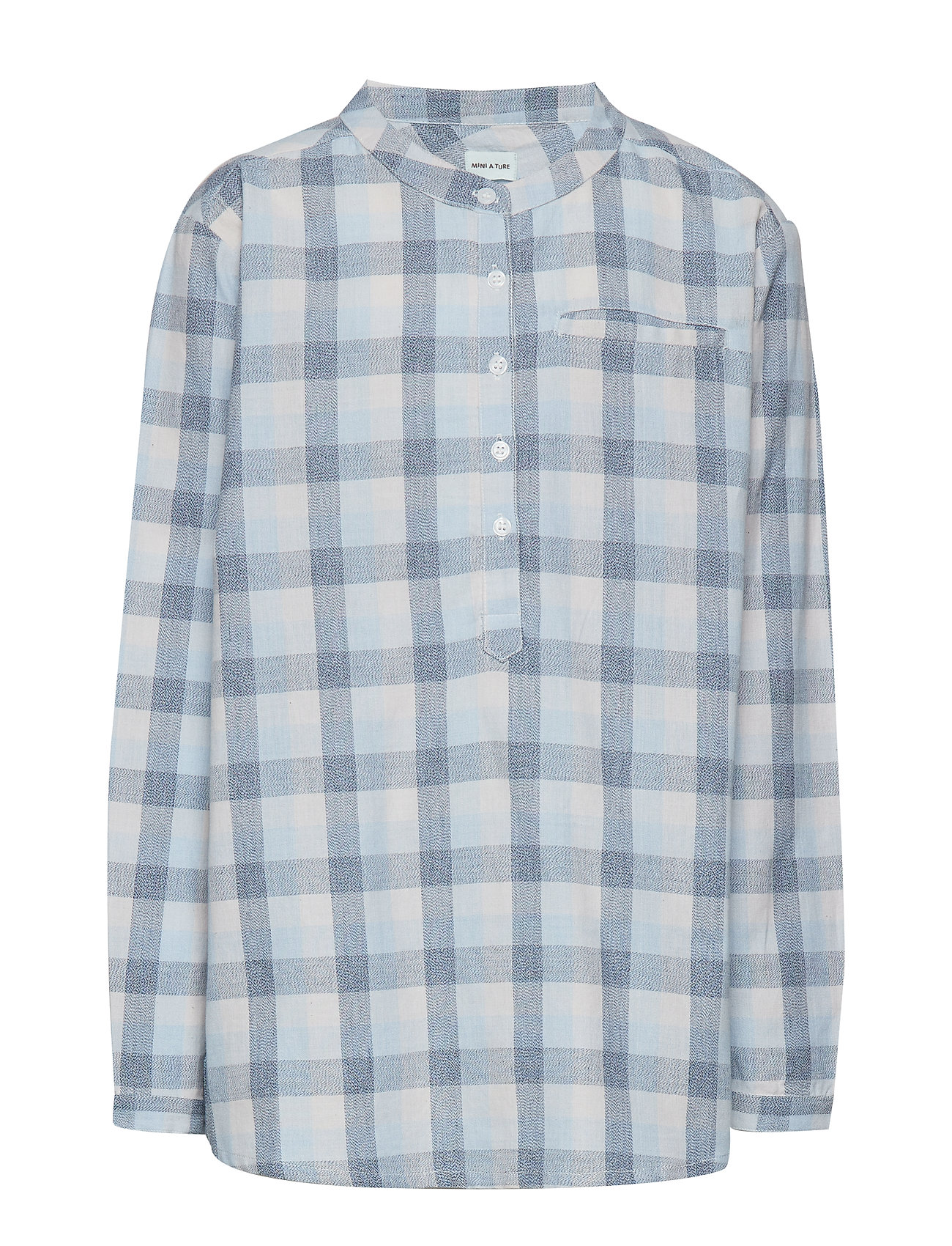 Mini A Ture Lai Shirt, MK - CORYDALIS BLUE