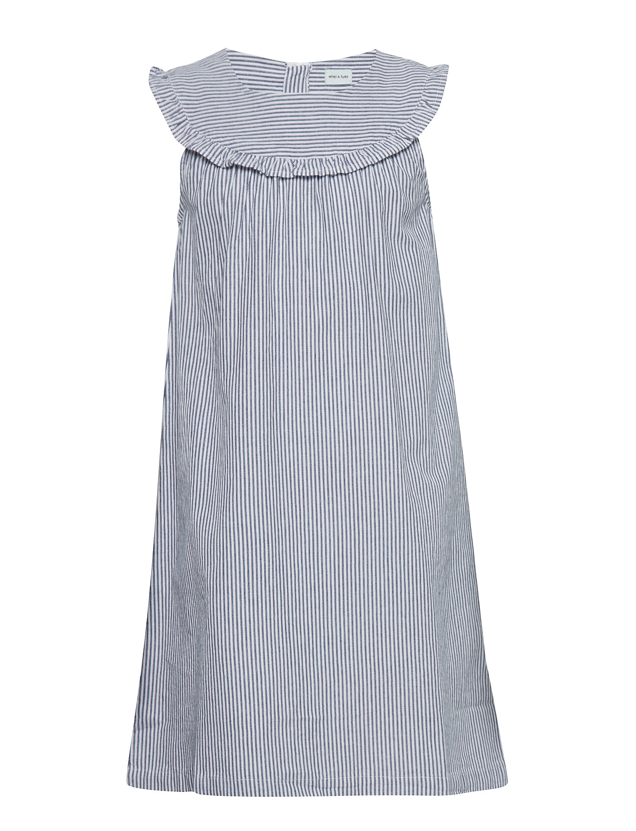 Mini A Ture Stasia Dress, M - BLUE NIGHTS