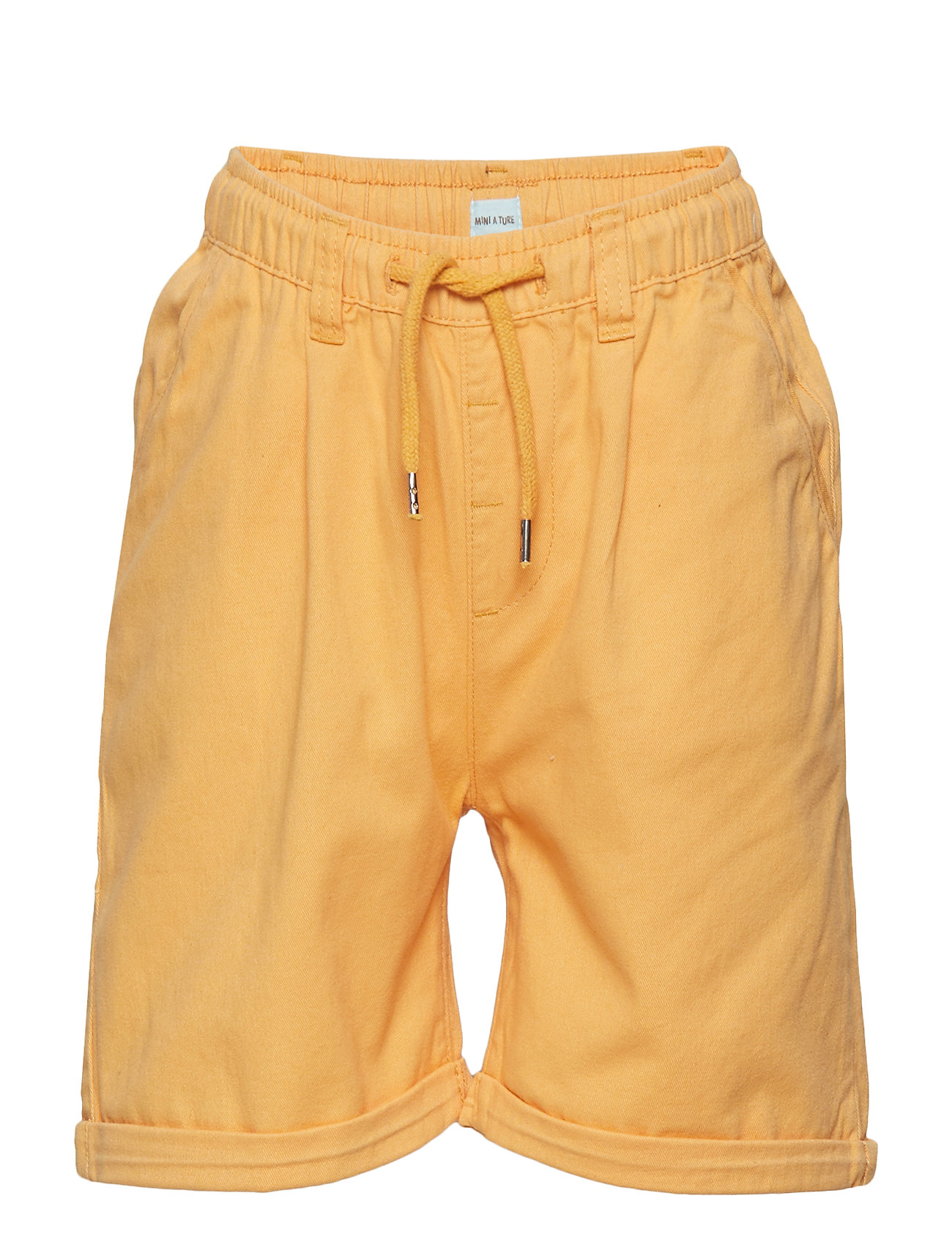 Mini A Ture Cody Shorts, K - CHAMOIS ORANGE