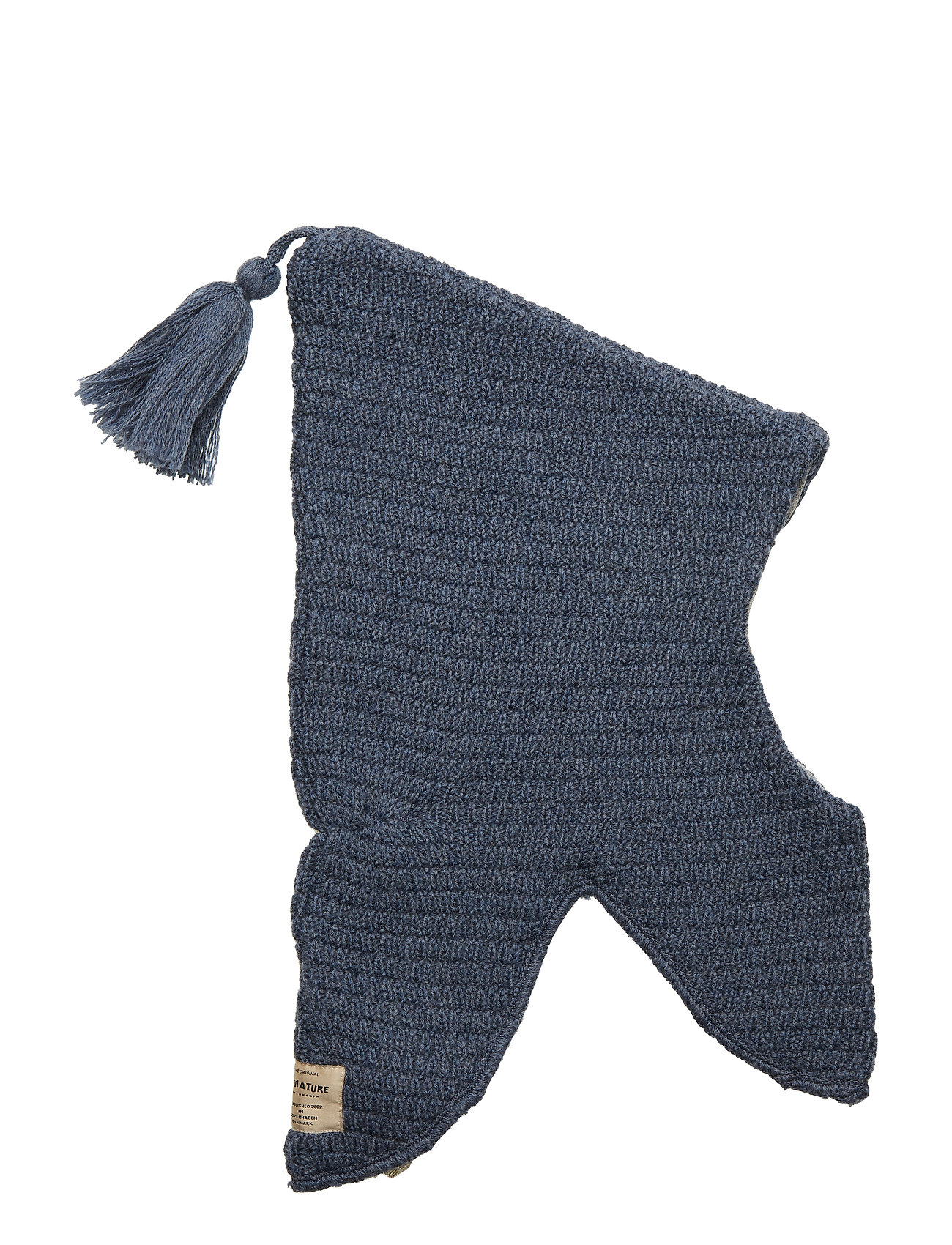 Mini A Ture Juel Hood, MK - PEACOAT BLUE