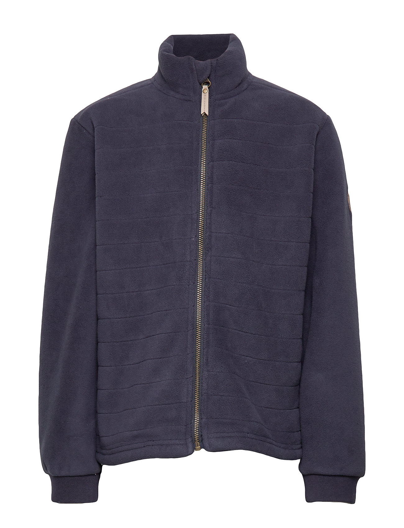 Mini A Ture Geal Zip Jacket, MK - GRAPHITE BLUE