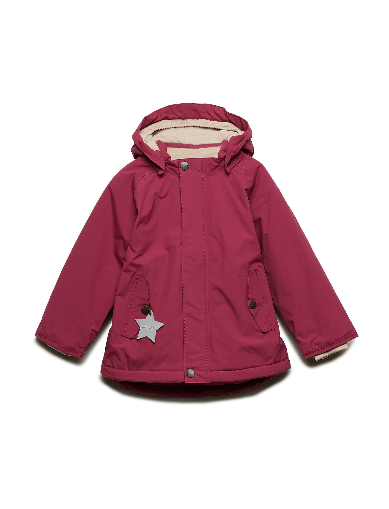 Mini A Ture Wally Jacket, M - CHERRY