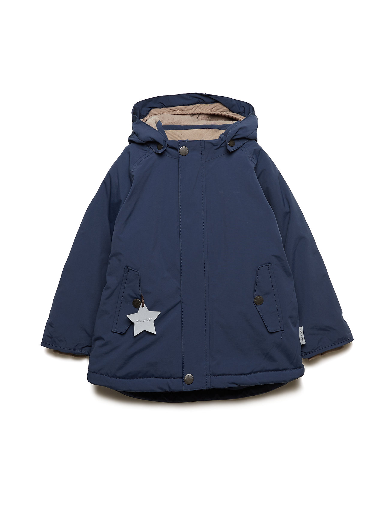 Mini A Ture Wally Jacket, M - PEACOAT BLUE