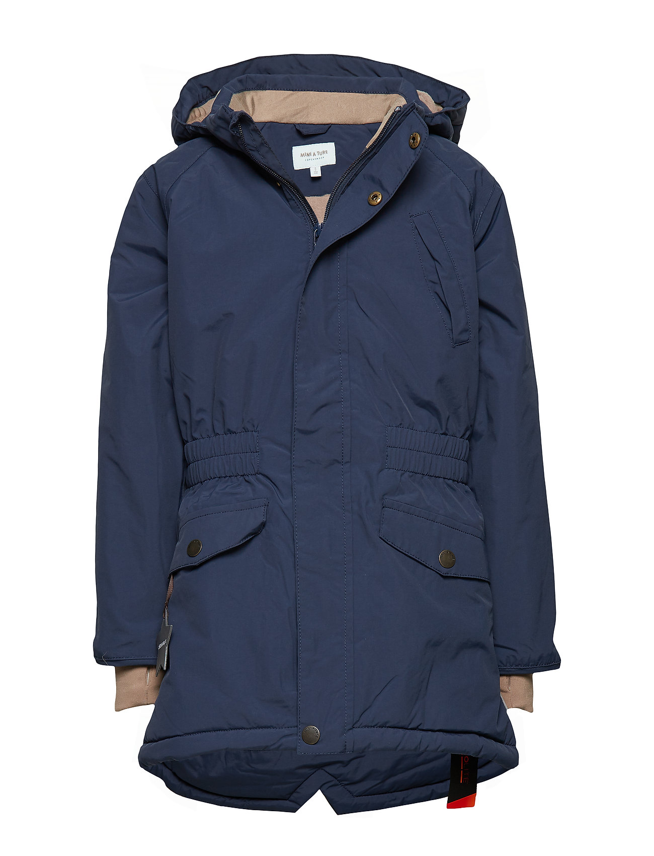 Mini A Ture Vibse Jacket, K - PEACOAT BLUE