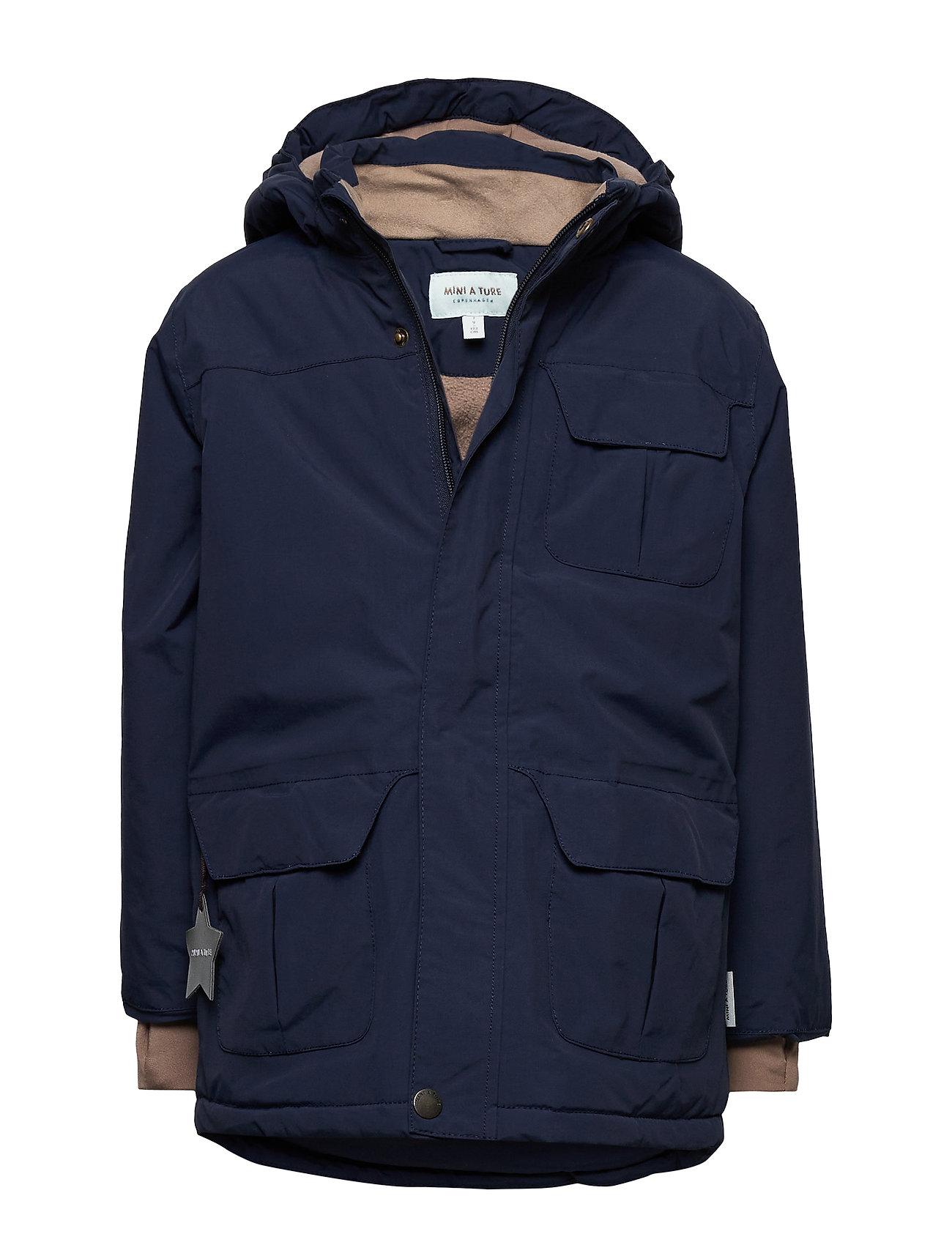 Mini A Ture Walder Jacket, K - PEACOAT BLUE